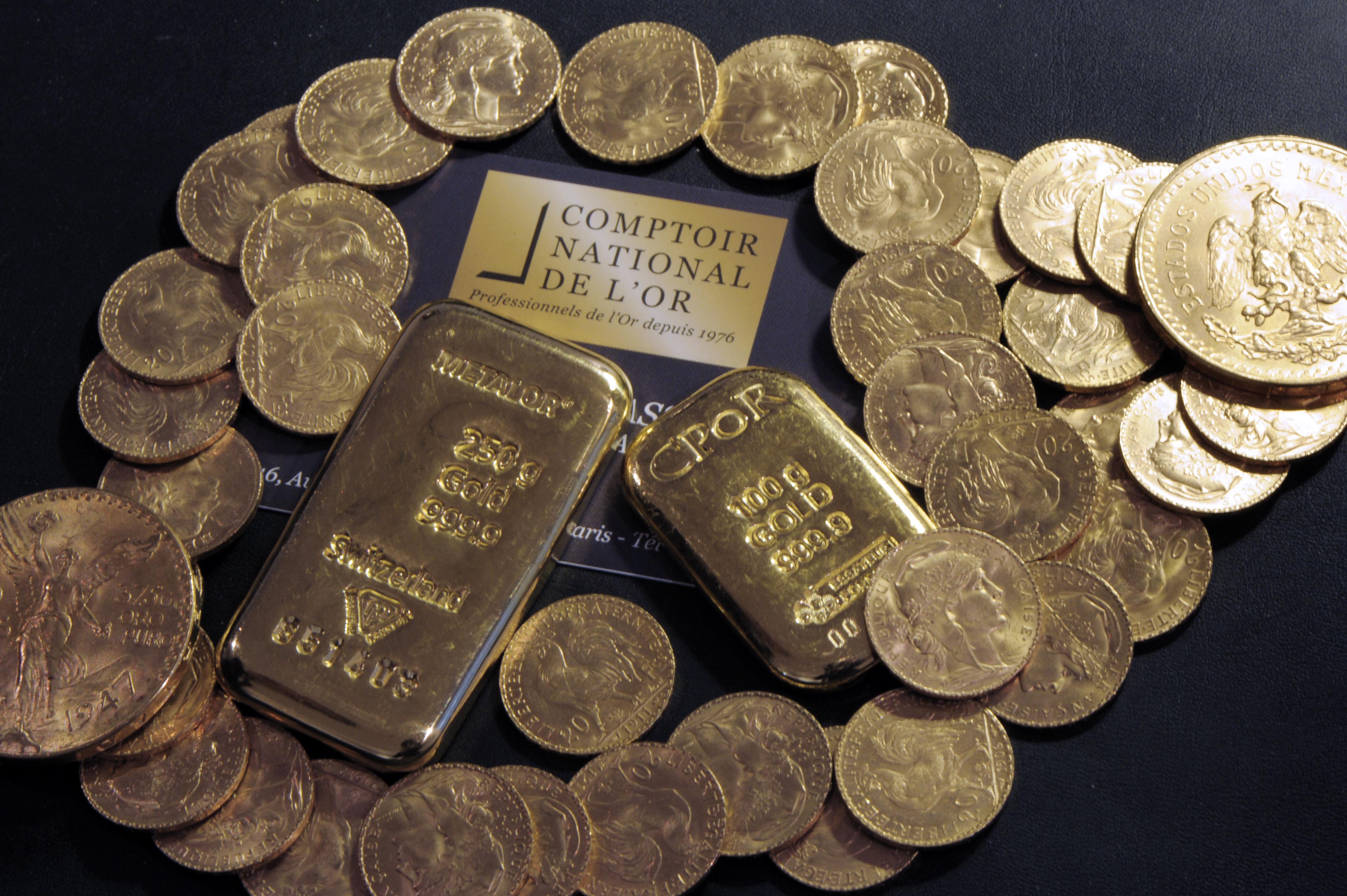 Száz kiló aranyat talált egy francia férfi az örökölt házában