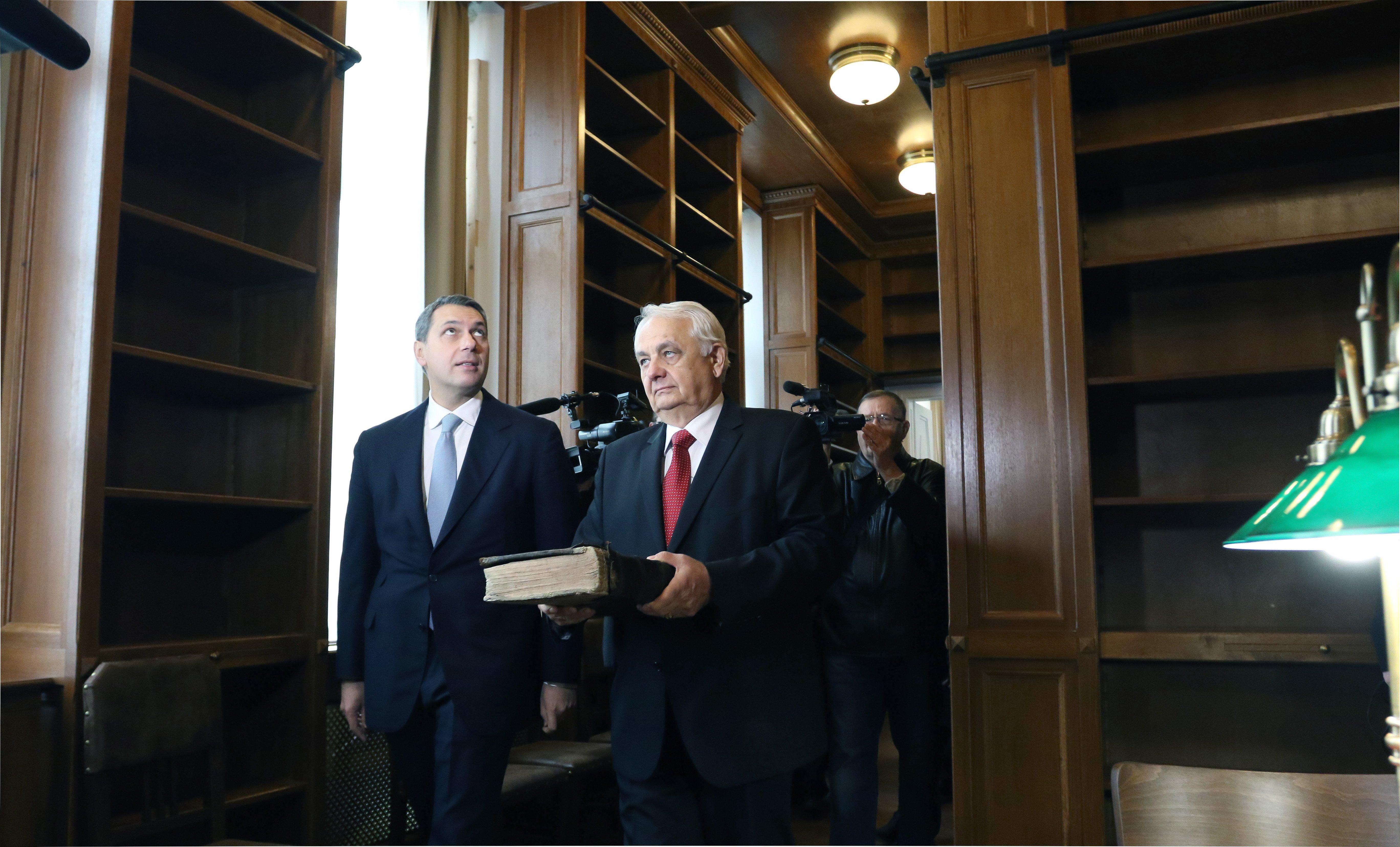 Lázár: A legtöbb, amit egy diáknak adni lehet, hogy jó keresztényt és jó magyart nevelnek belőle
