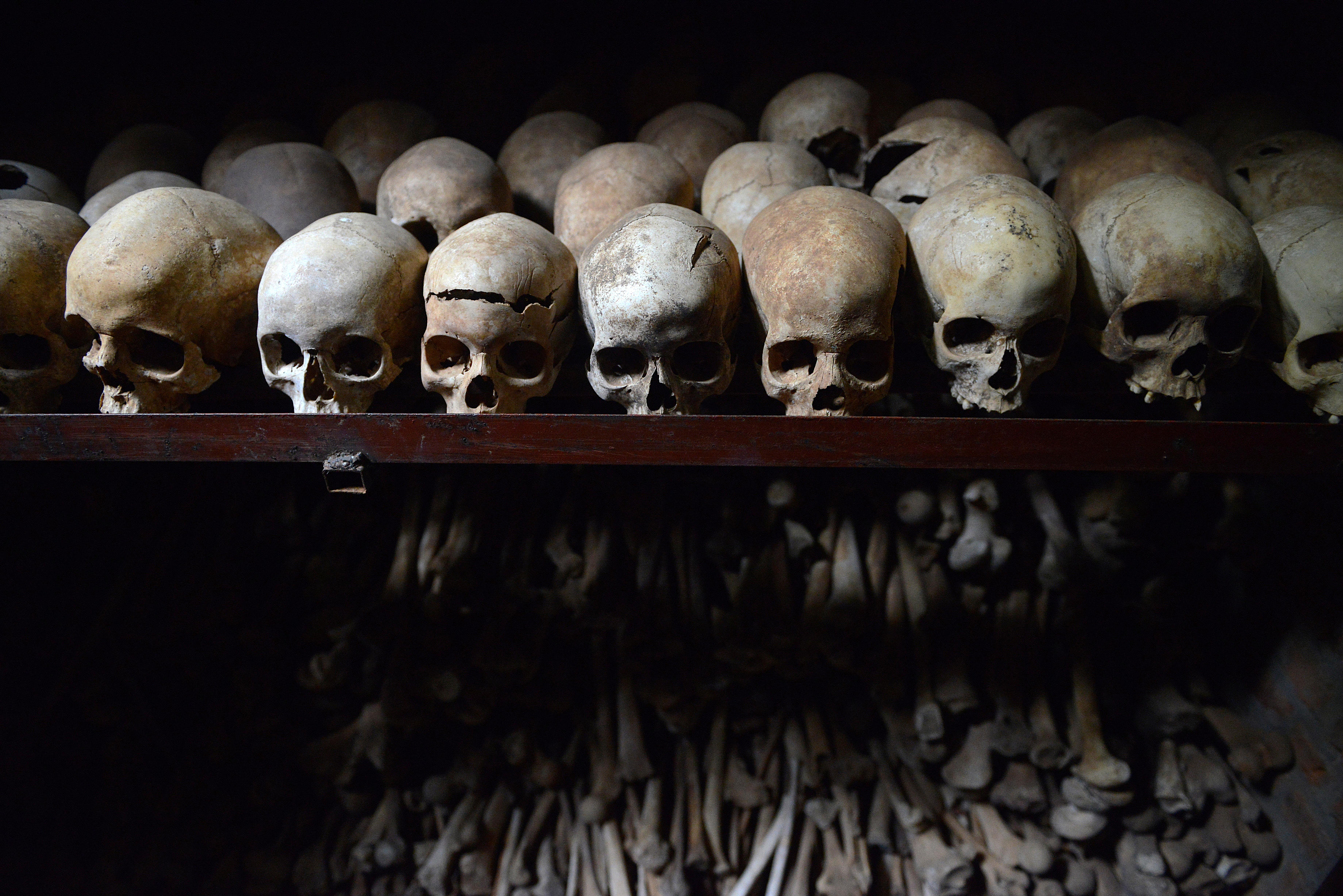 Ruandában 100 napos gyász kezdődött