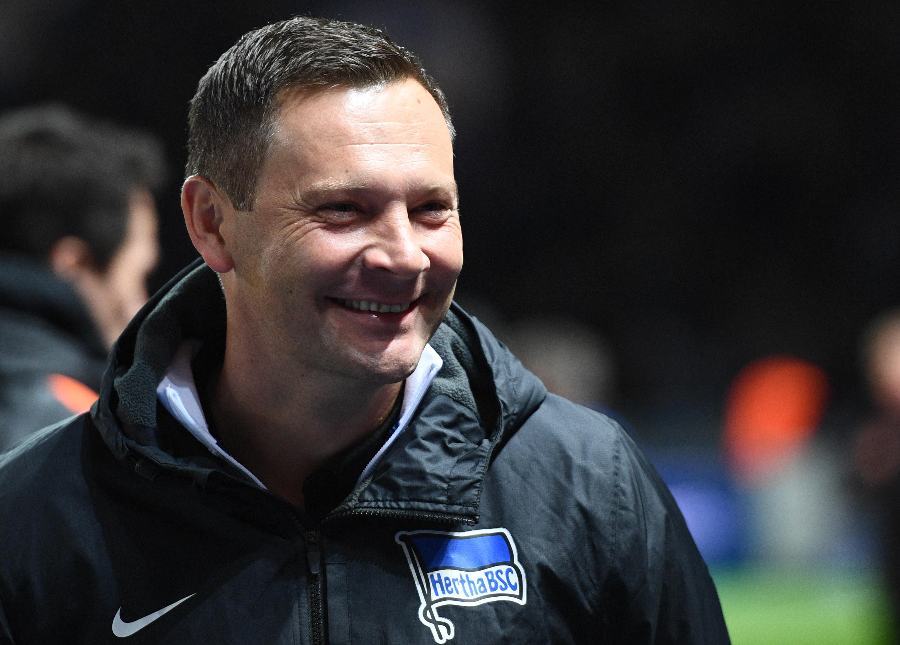 Ismét Dárdai lett a Hertha vezetőedzője
