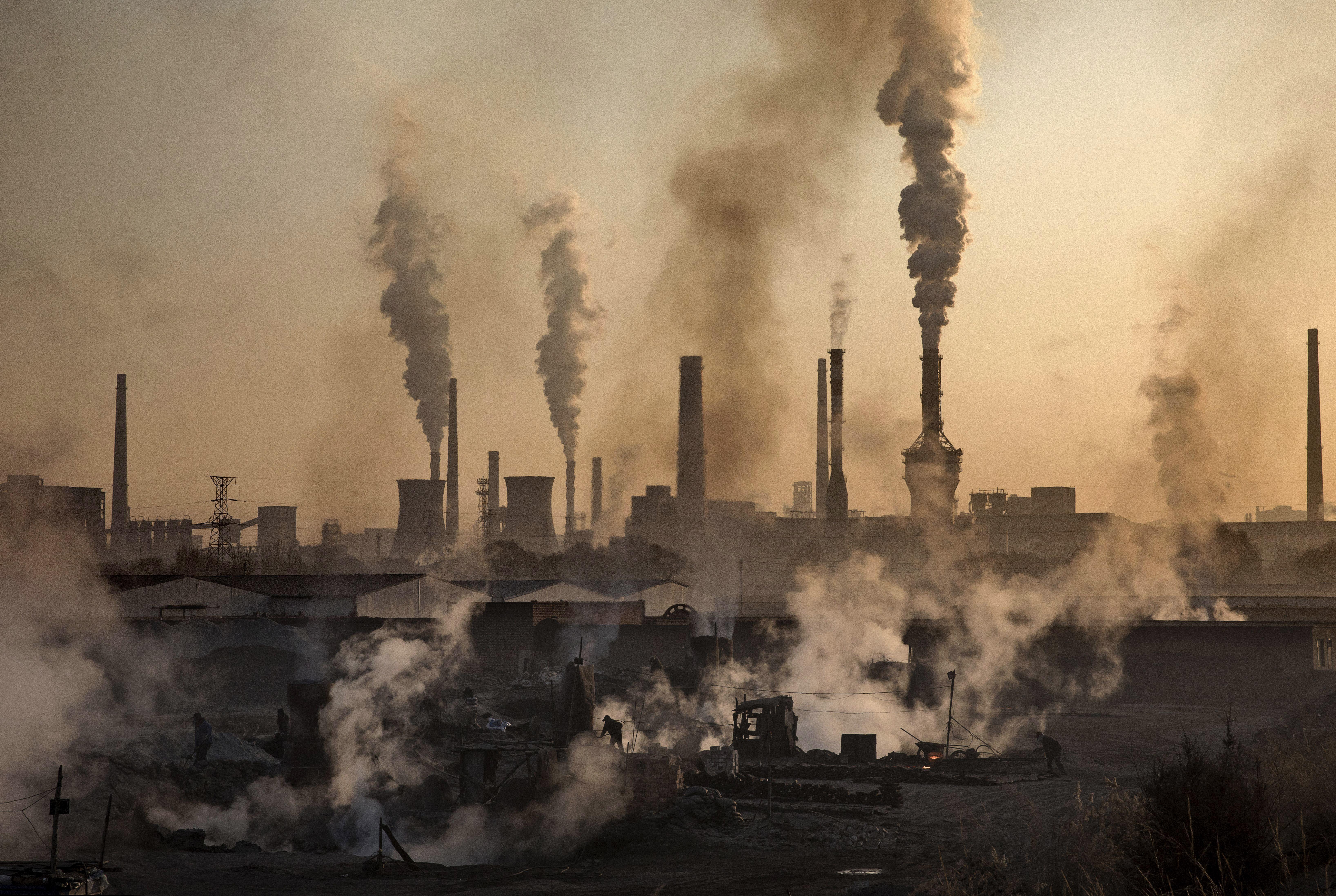 Rekordszinten az üvegházhatású gázok koncentrációja