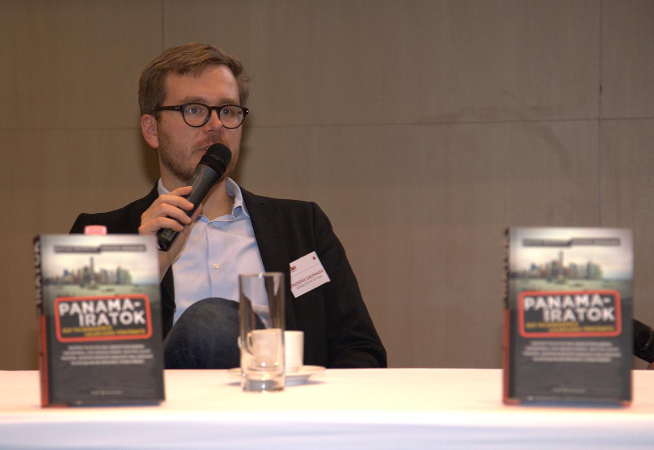 A Panama-nyomozás vezetője szerint csak az oknyomozás szerezheti vissza az olvasók bizalmát az újságírásban