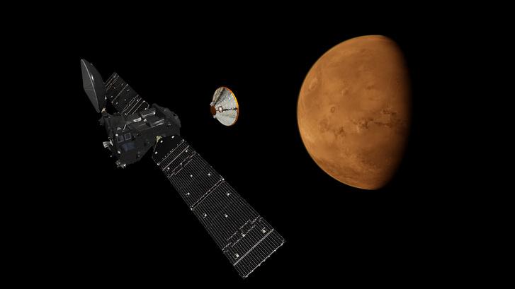 Európa még mindig készül a Marsra