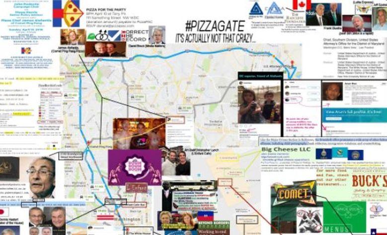 """#Pizzagate! Hillary Clinton kampányfőnöke pedofil hálózatot működtetett egy """"gyerekbarát"""" washingtoni pizzériában!"""