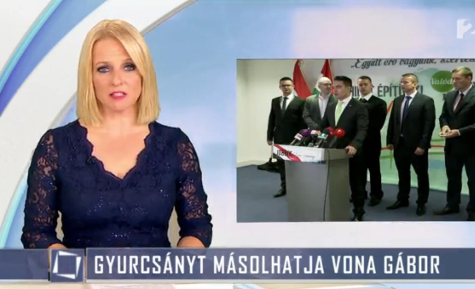 Csapnivaló a TV2 főműsoridős nézettsége