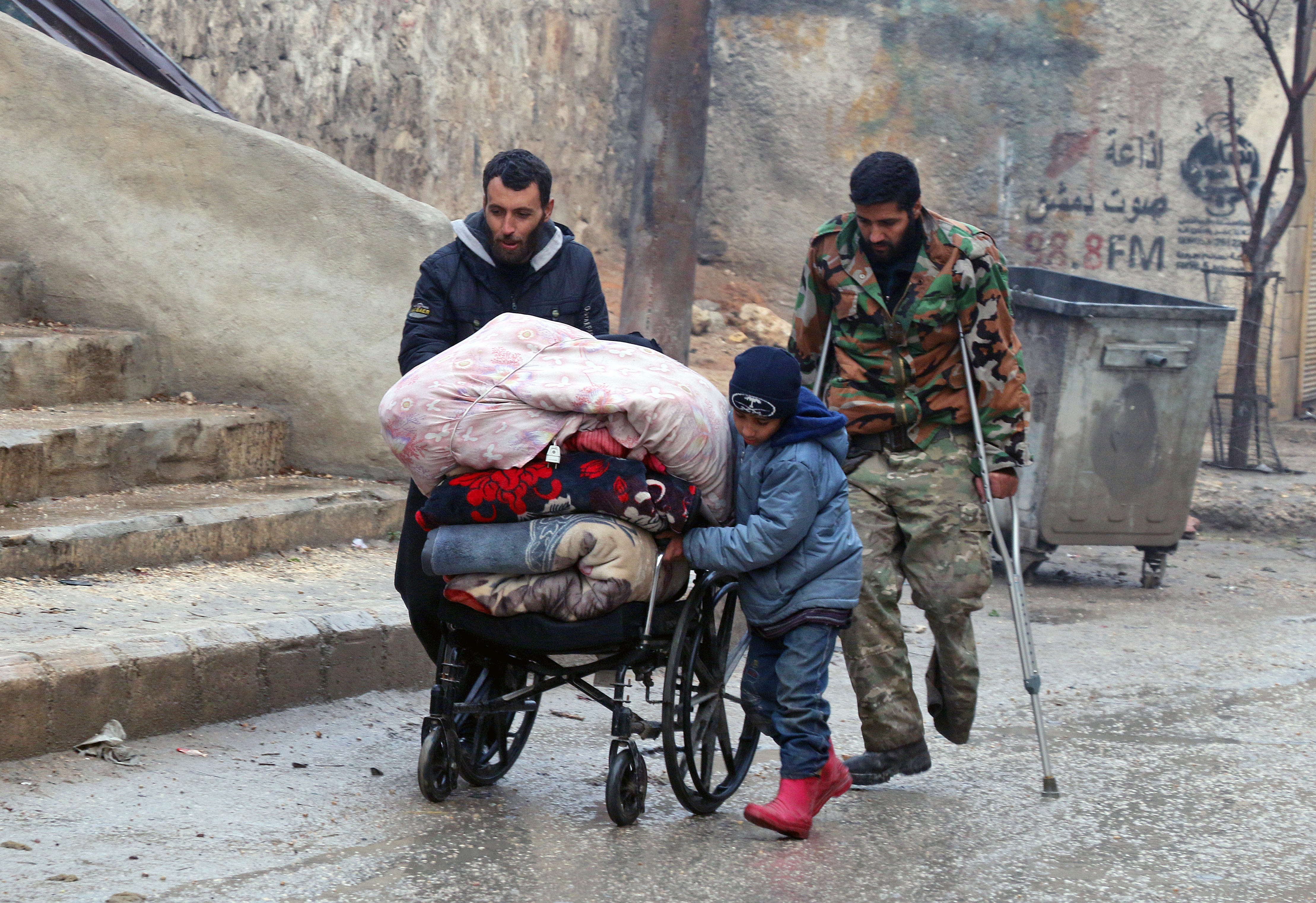 Merkel keményen nekiment az oroszoknak Aleppó ügyében