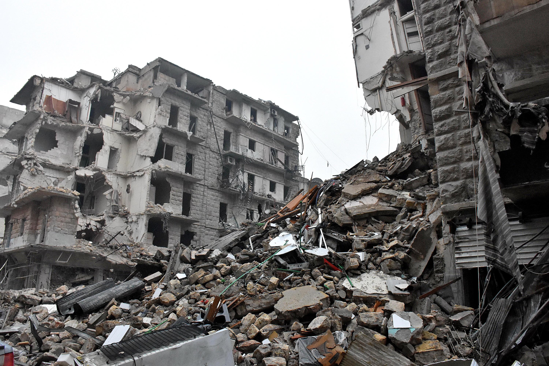 Mostantól egész Aleppót a szír kormány ellenőrzi