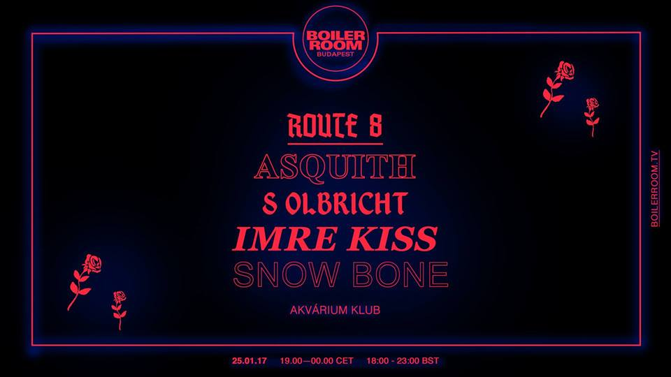 Budapestre jön a világ leghíresebb utazó dj-cirkusza, a Boiler Room