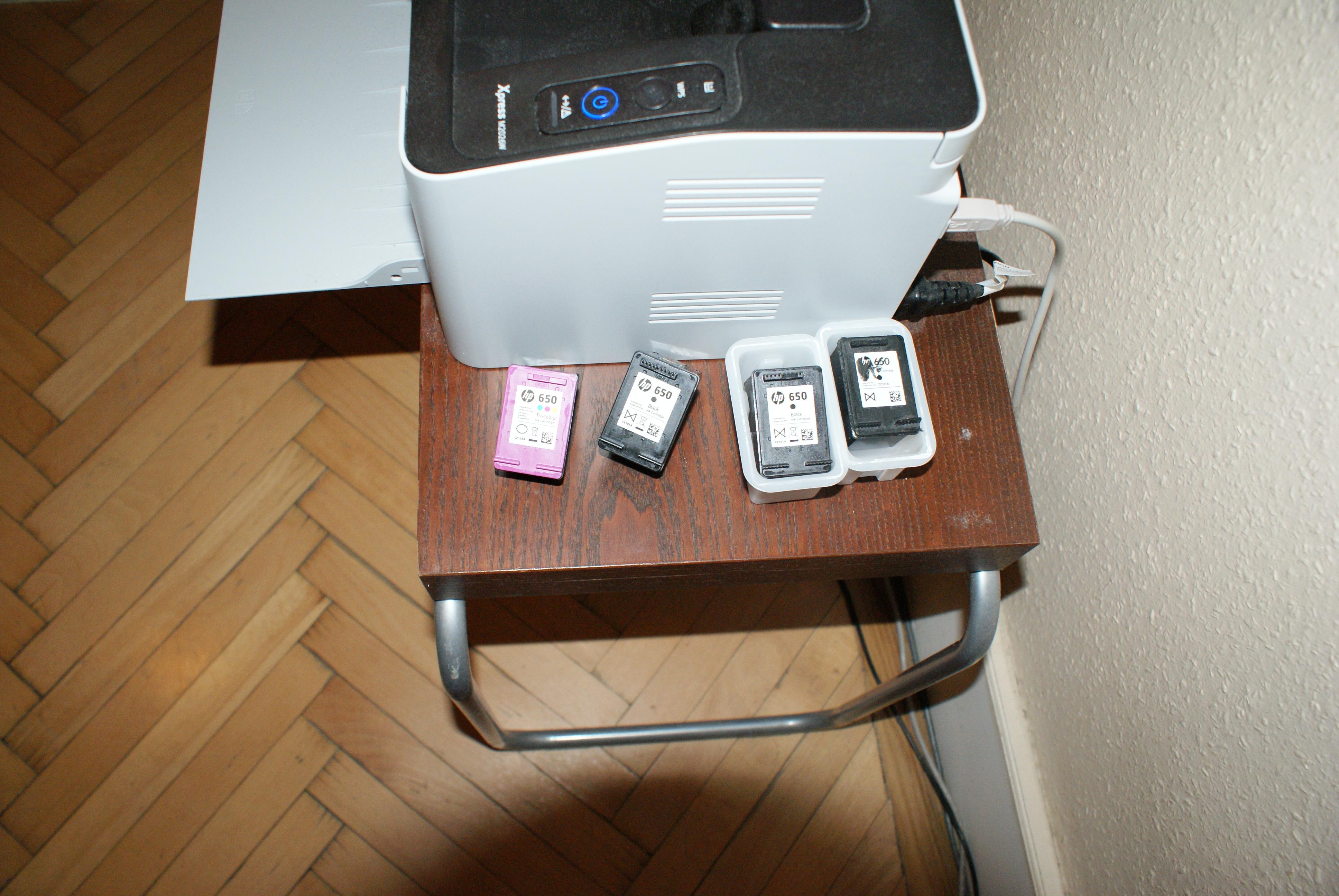 Fiatal felnőttek tintasugaras nyomtatóval hamisítottak pénzt Budapesten