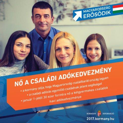 Új kormánykampány: Magyarország erősödik