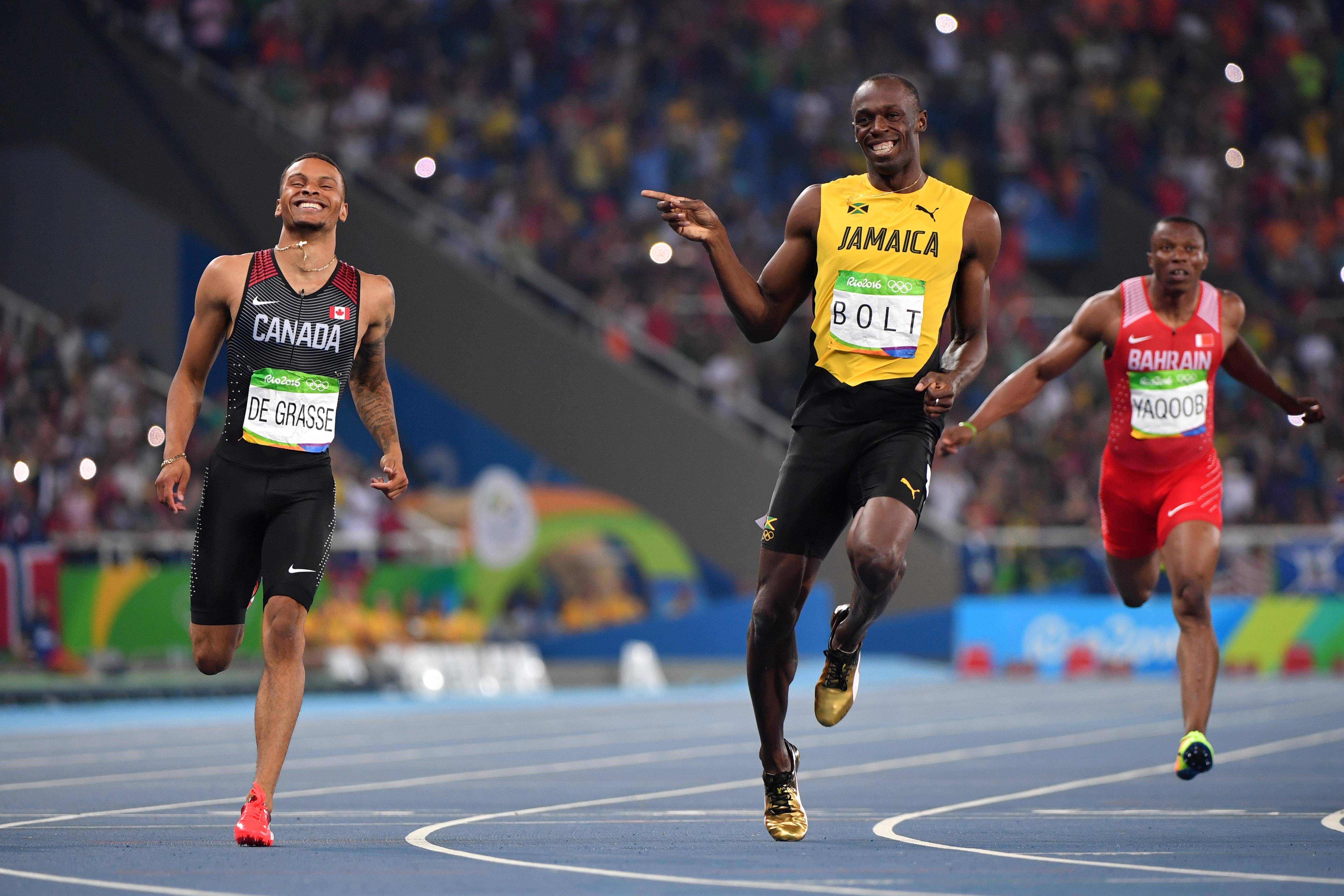 Elvették Usain Bolt egyik olimpiai aranyát