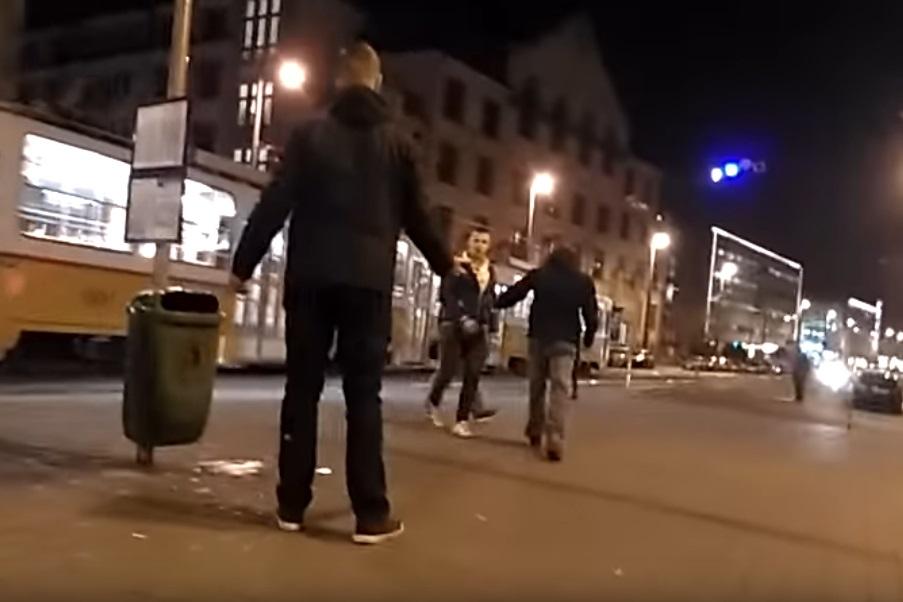 A rendőrség már megkezdte a Móriczon verekedők beazonosítását és felkutatását