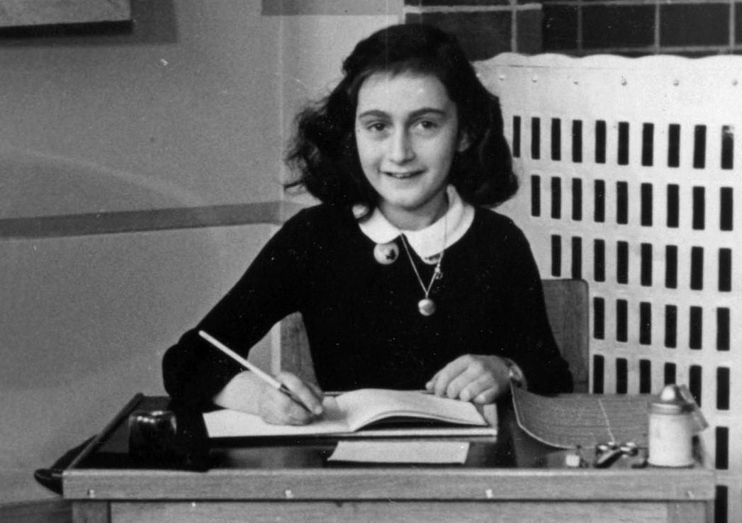 Elképzelhető, hogy Anne Frank csak véletlenül bukott le
