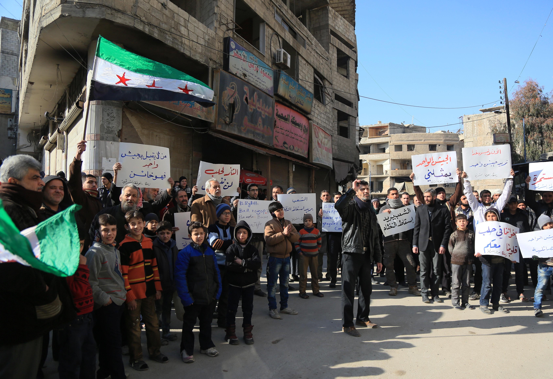Három napja vízhiány sújtja Damaszkuszt