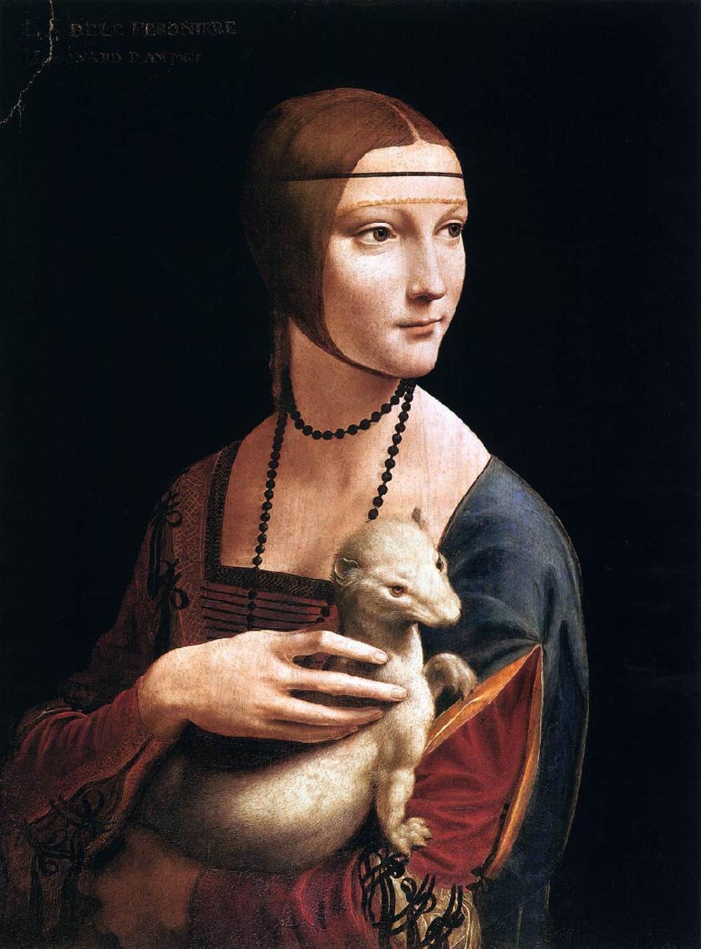 A lengyel kormány megveszi az egyik leghíresebb Leonardo-festményt, a Hölgy hermelinnelt