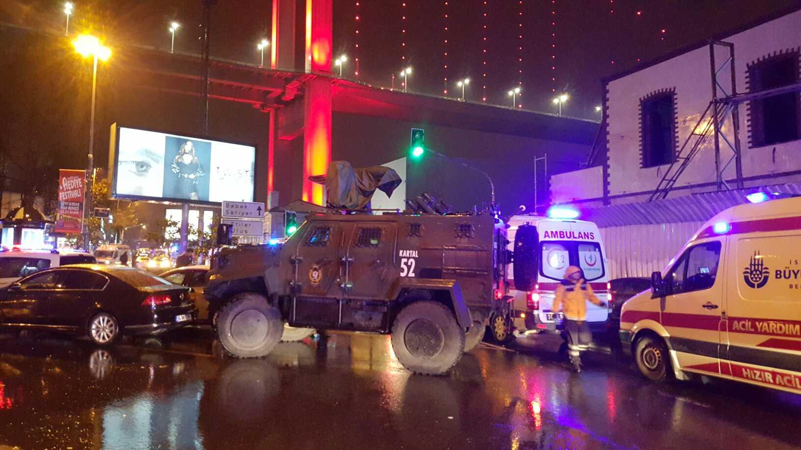 Folytatódik a hajsza az isztambuli merénylő után