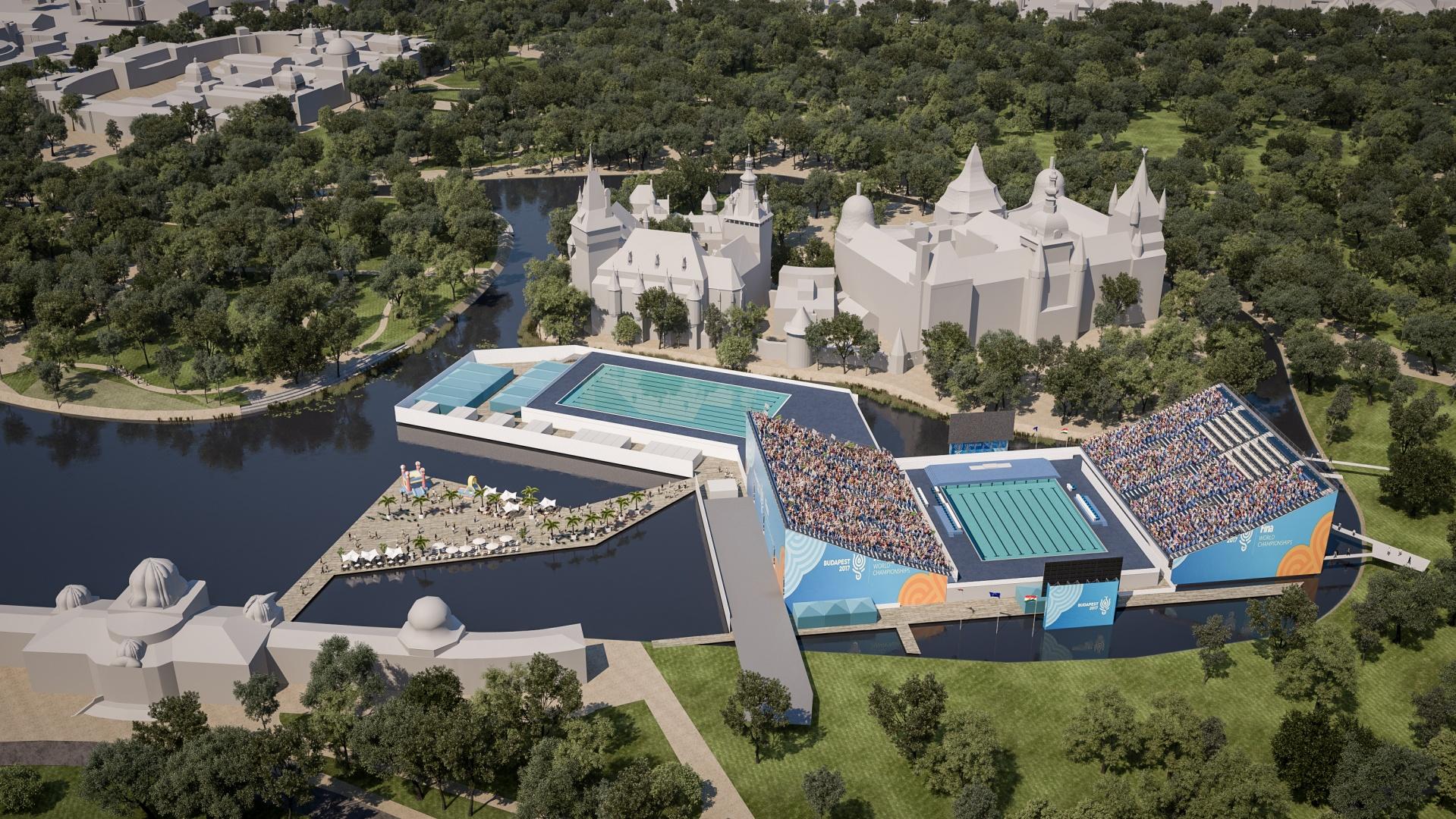 50 millióval drágul a Liget projekt vizes vébé miatt
