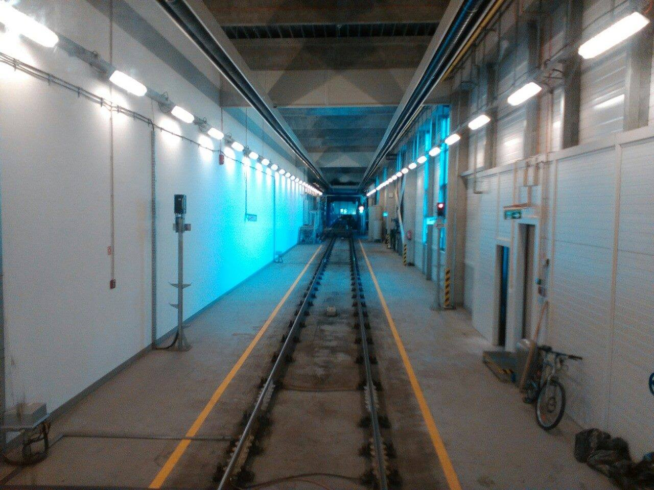 Járműtelepre vitte az utasokat az önvezérlő négyes metró
