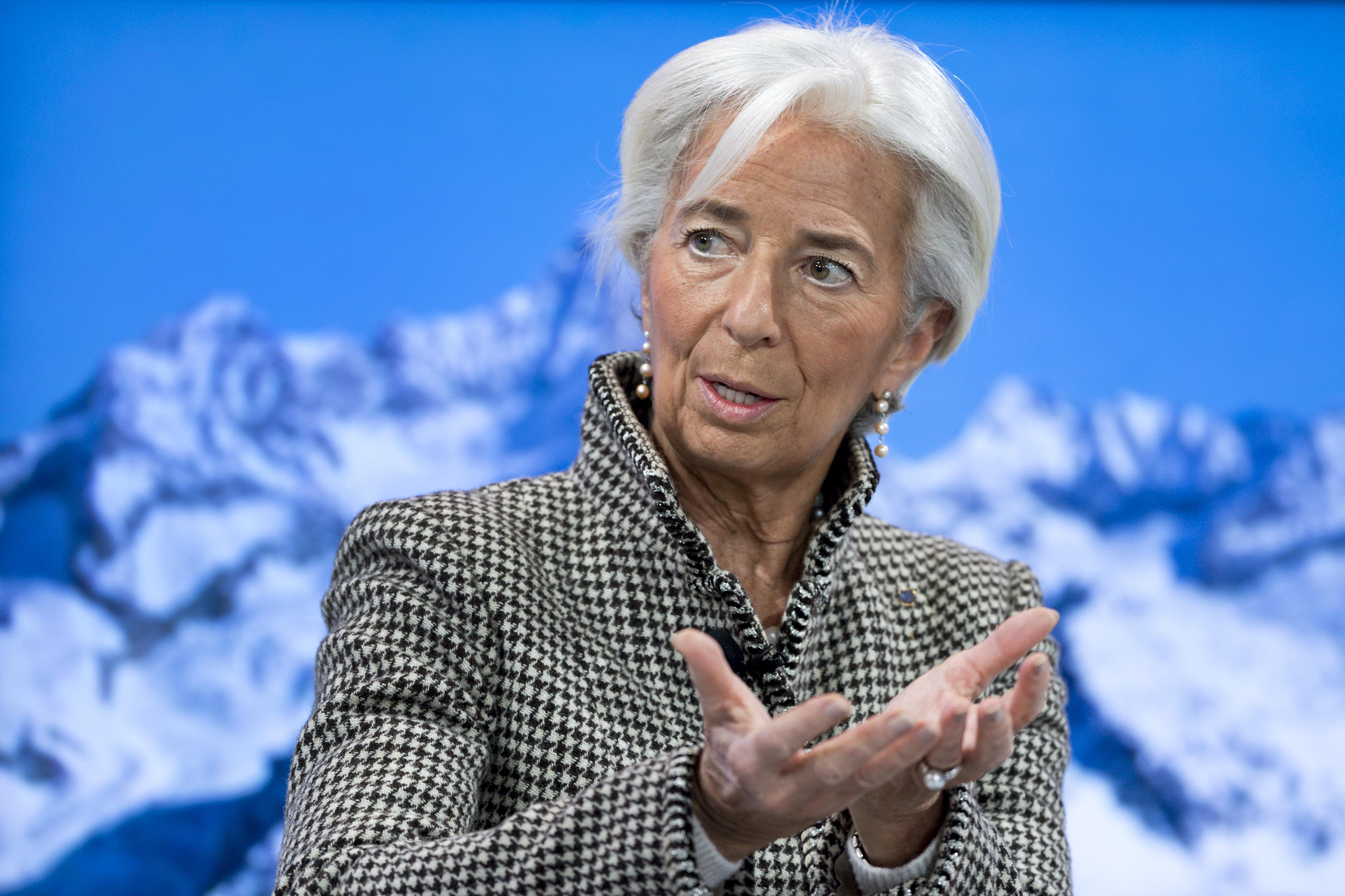 A középosztály válsága volt a téma szerdán Davosban
