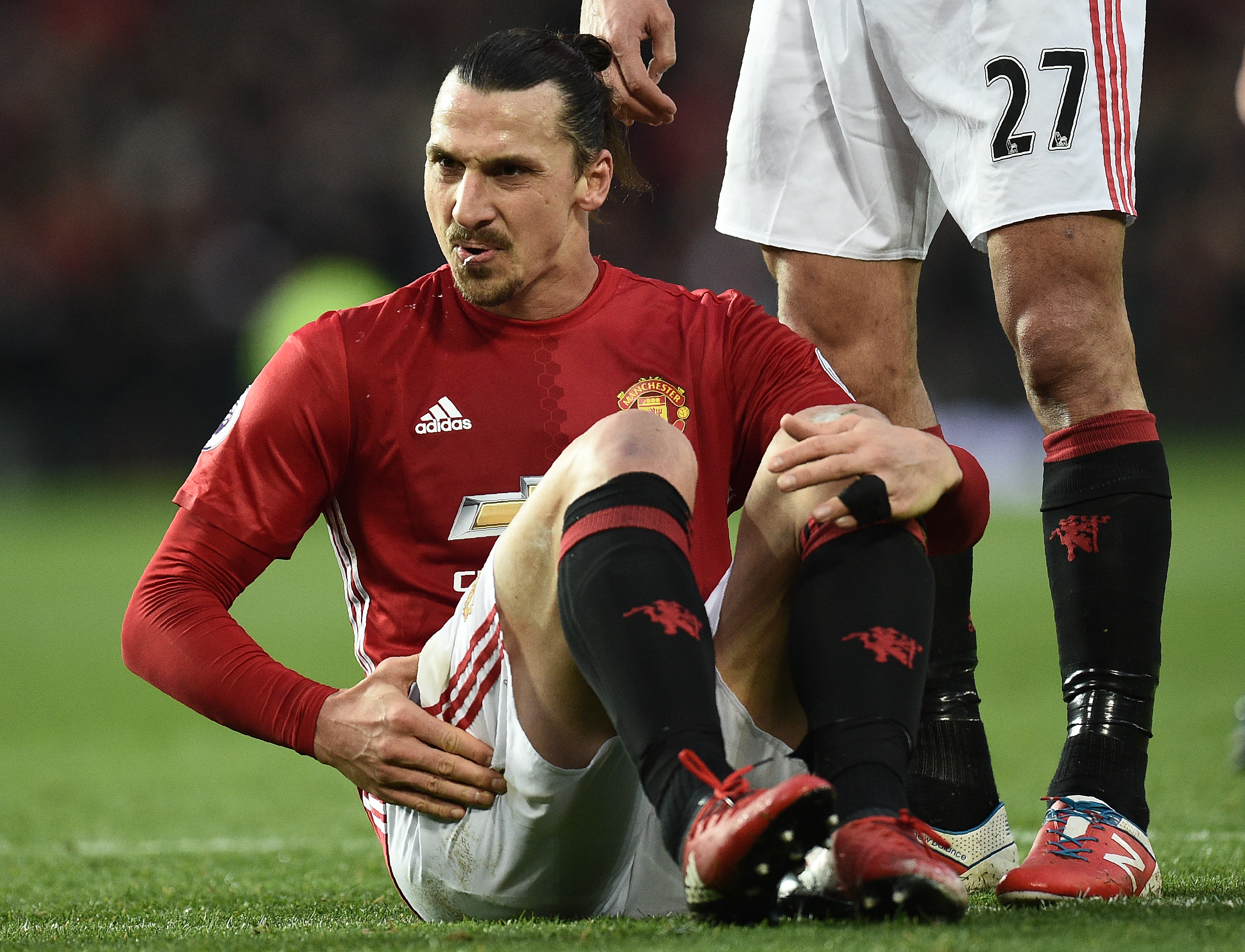 Ibrahimovic miatt robbanhatott ki a balhé a City-United után