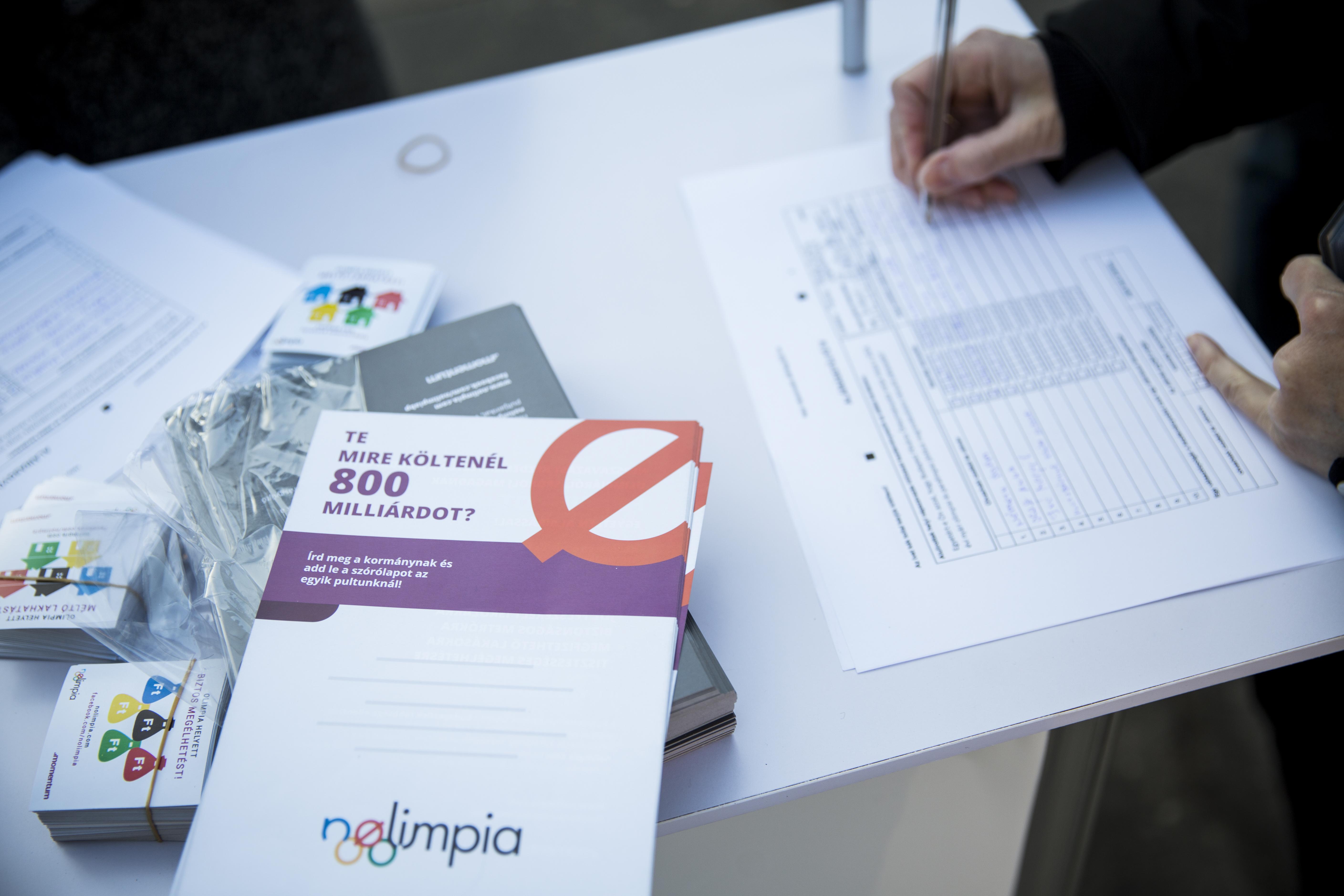 Az ellenzék olimpiai népszavazást, Kocsis Máté egy beszólás megszavazását akarja