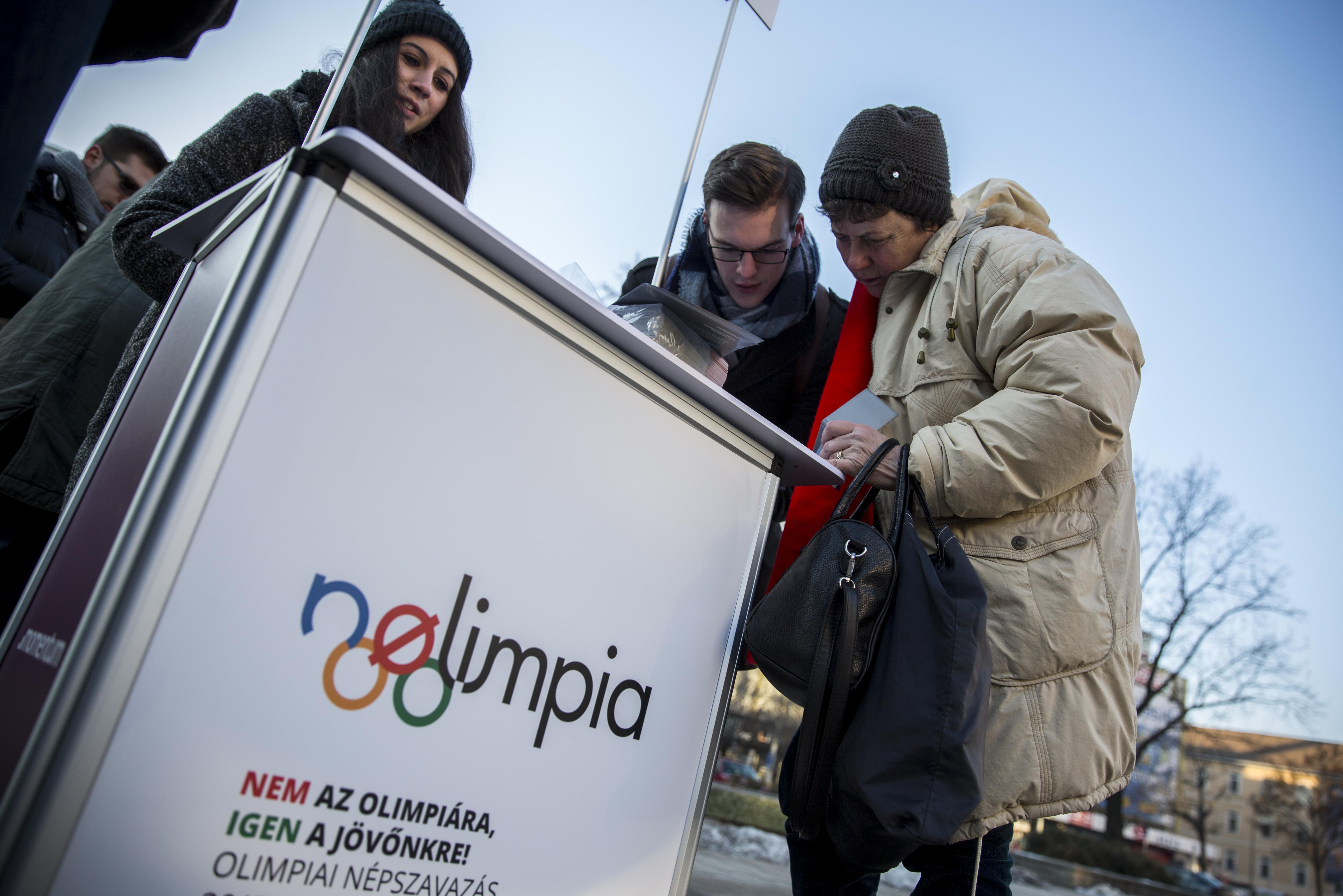 Medián: Ha most lenne a népszavazás, a budapestiek többsége visszavonná az olimpiai pályázatot