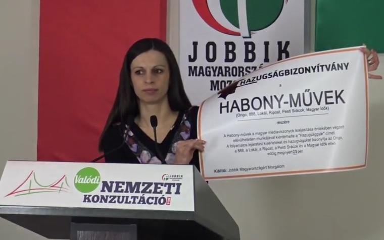 28 sajtó-helyreigazítási pert nyert a Jobbik a fideszes médiával szemben