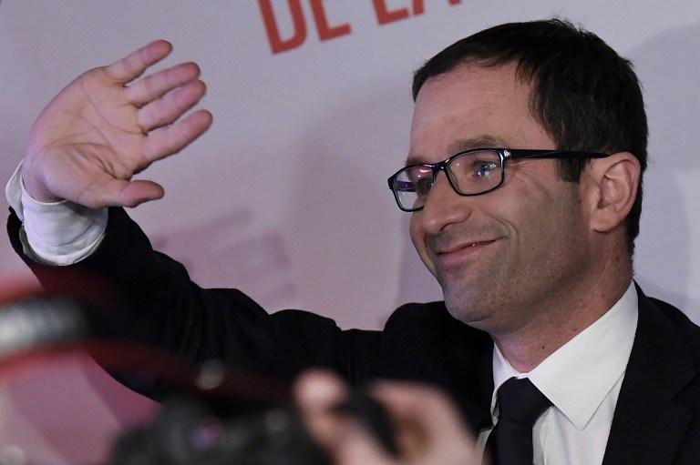 Benoit Hamon a francia baloldal államfőjelöltje