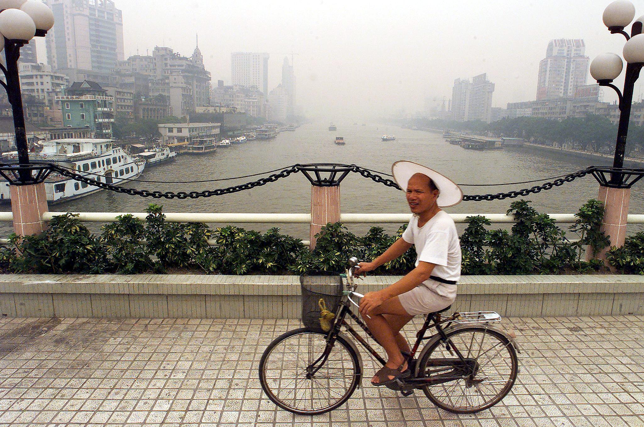 Egy kínai bringás 500 kilométert tekert le, mire rájött, hogy rossz irányba indult el