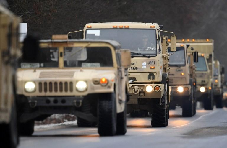 Reuters: A Pentagon tisztviselői dacolnak a Trump-kormánnyal