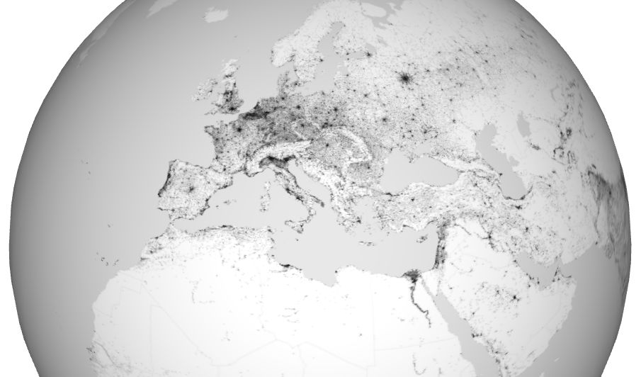 Hol élnek emberek a Földön?