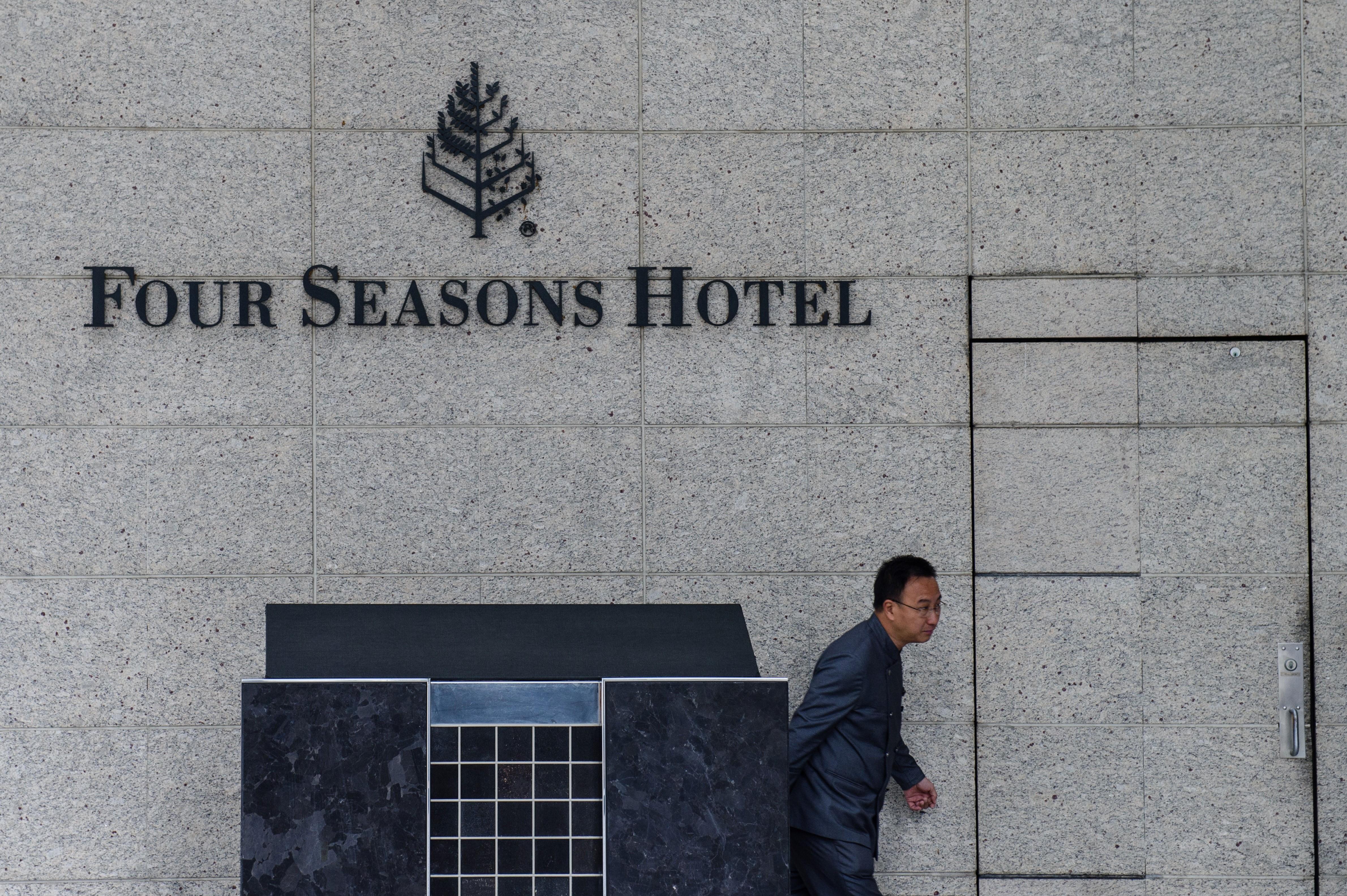 Az egyik leggazdagabb kínai rejtélyes módon eltűnt a hongkongi Four Seasonsből