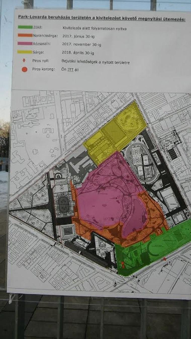 Még Kocsis Máté Józsefvárosát is kiborította, hogy a Ludovika Campus építkezése miatt egy évre bezárnák az Orczy kertet