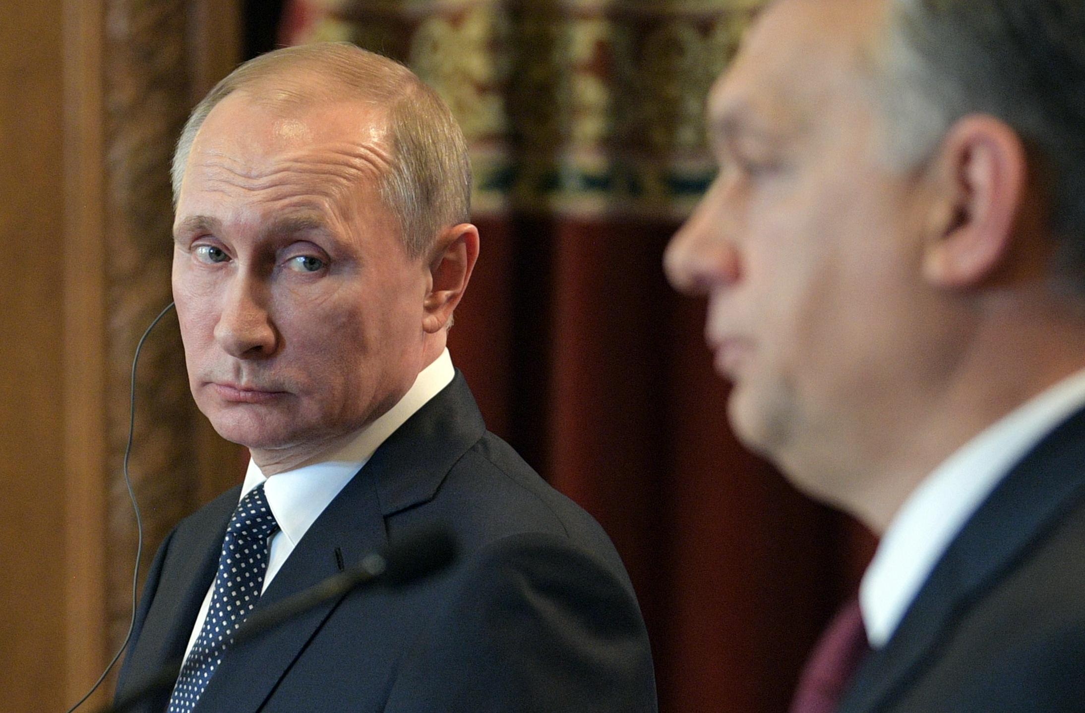 """""""Magyarország a faltörő kos a szankciók ellen"""" - írják az orosz állami médiában"""