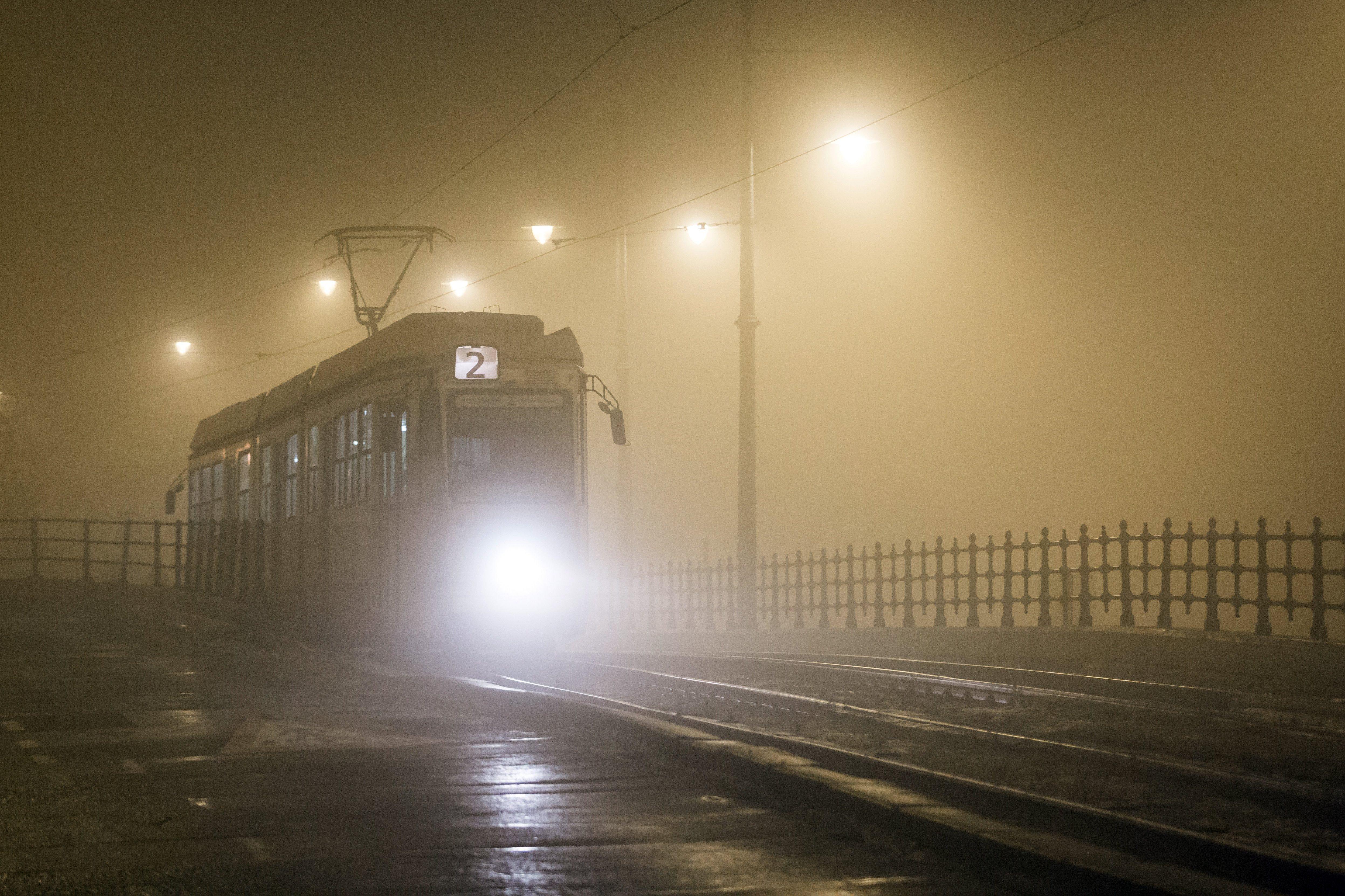 Nyálkás, ködös, gusztustalan idő lesz