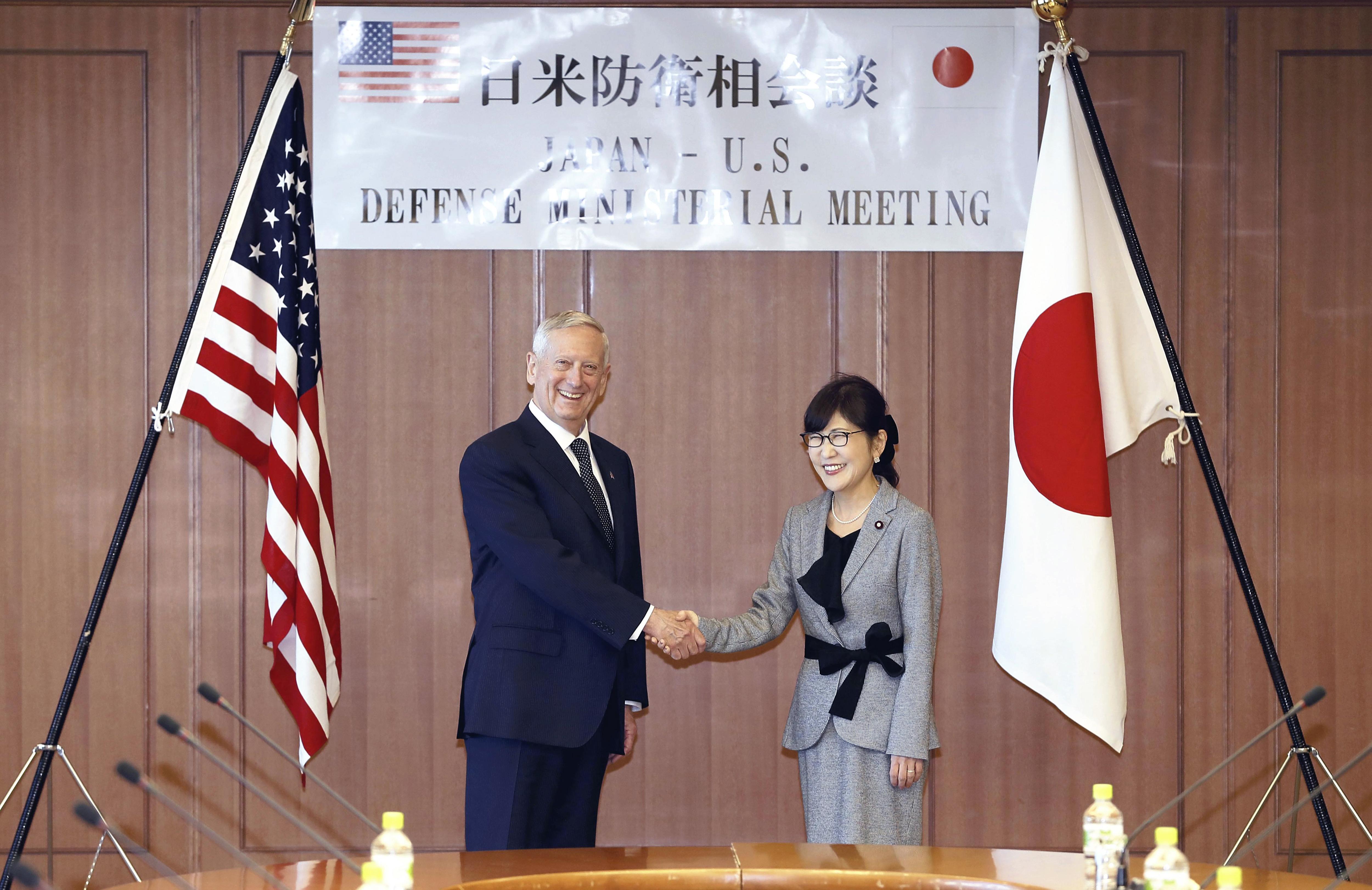 Amerika: Száz százalékban Japán mellett állunk,         Kína: Amerika veszélyezteti Kelet-Ázsia stabilitását