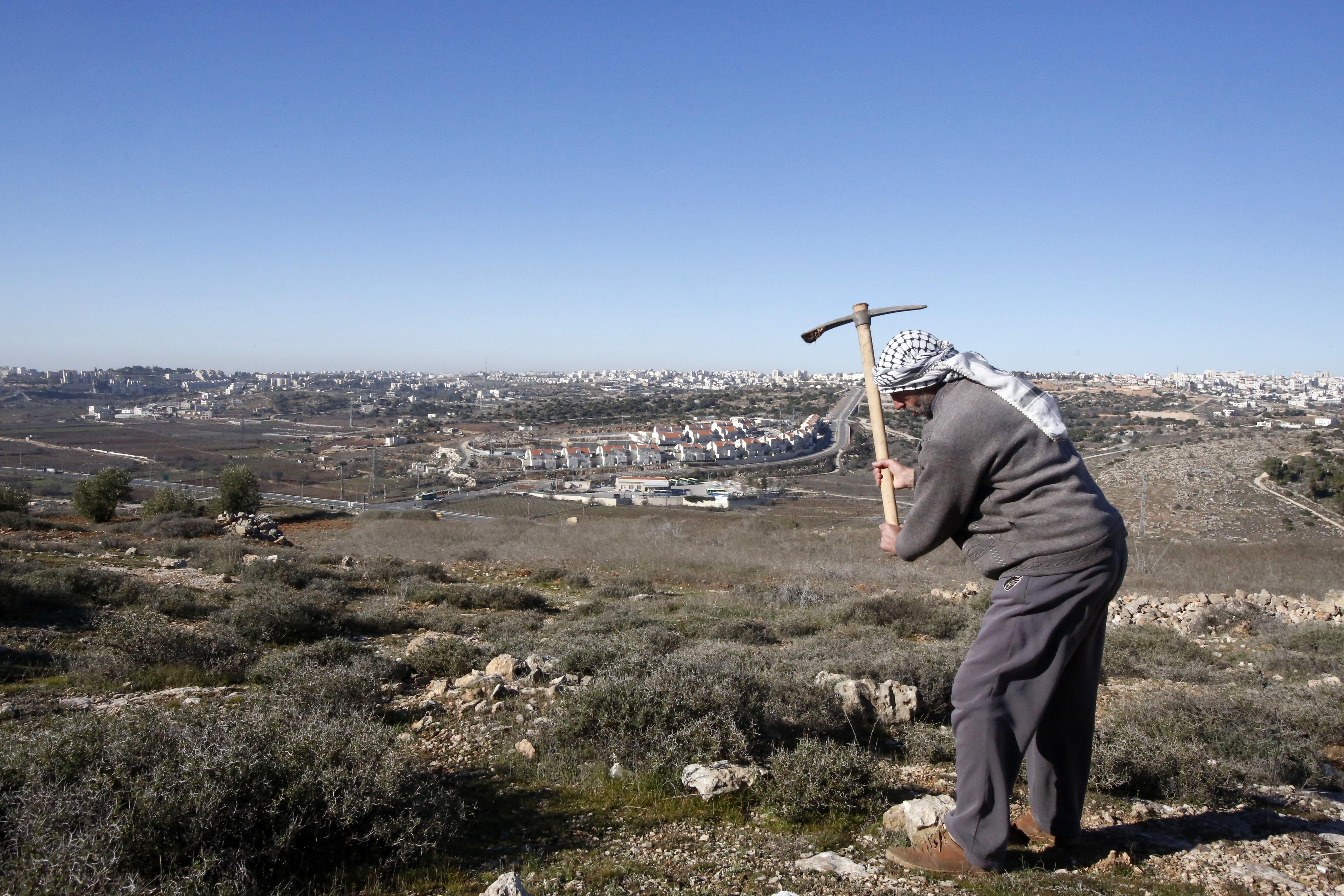 EU: Izrael hagyjon fel mindenféle telepépítési tevékenységével!