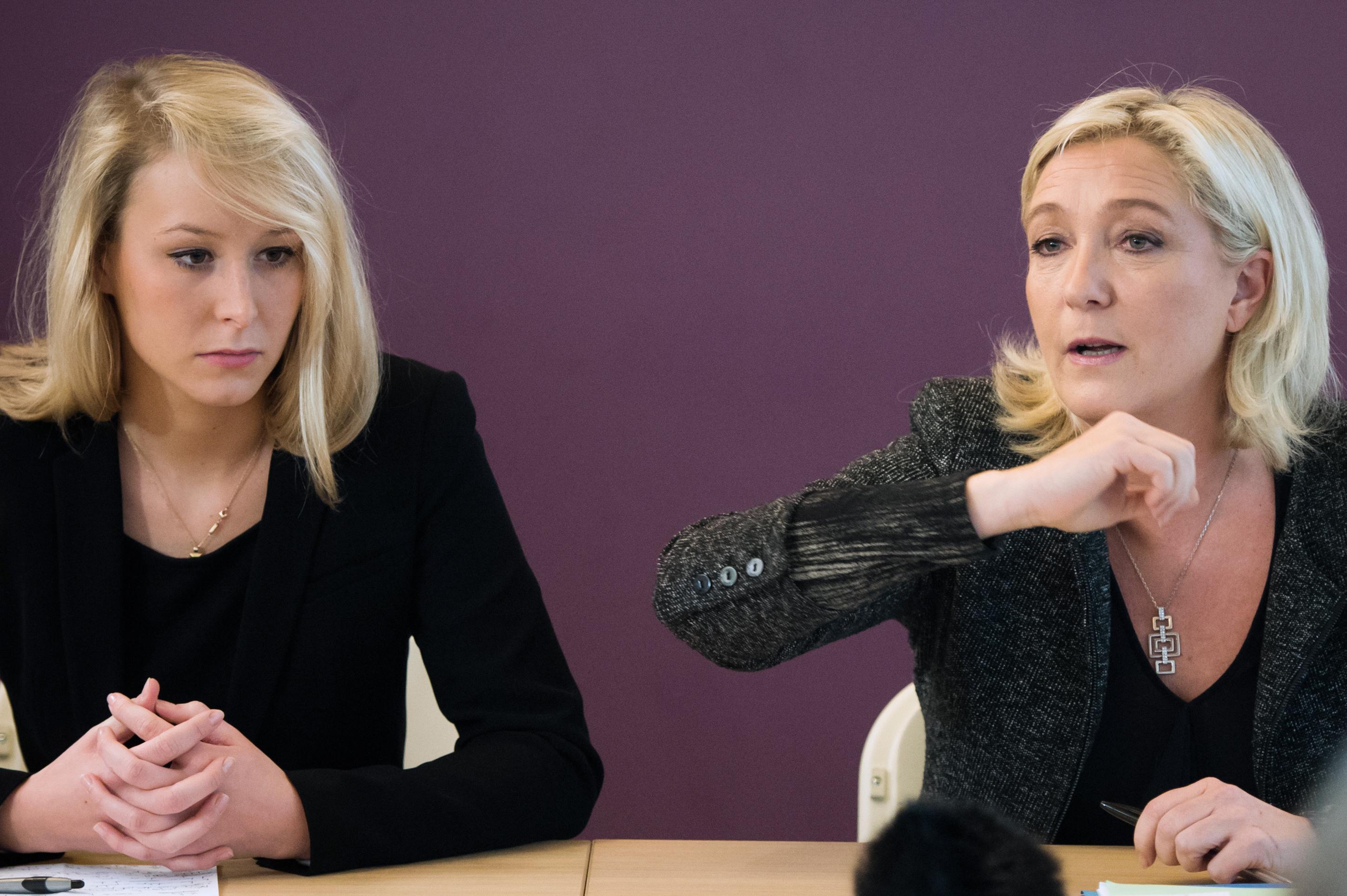 Marine Le Pen lemondott a Front National elnökségéről