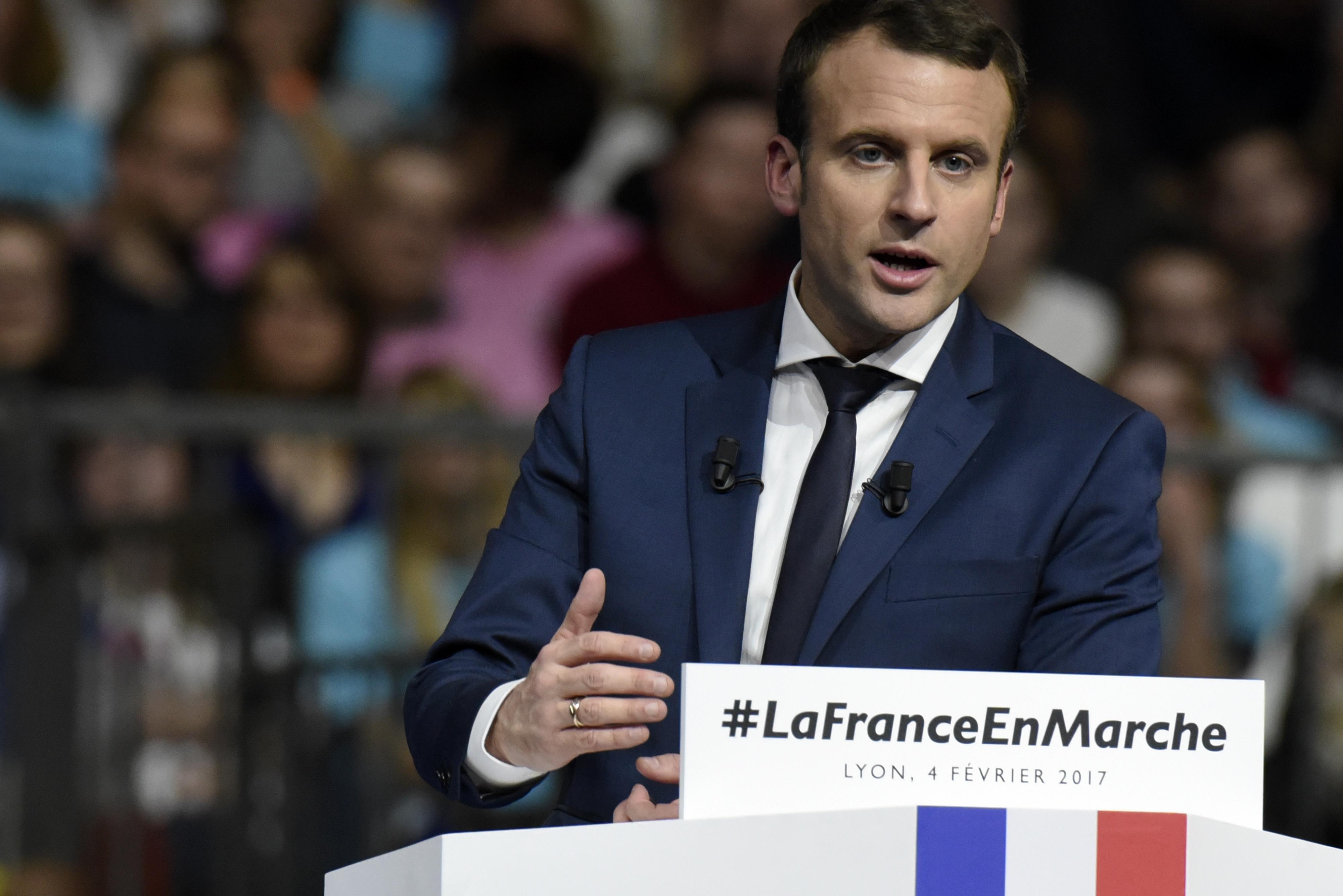 A Wikileaks kiteszi a Macron kampánystábjától lopott íméleket