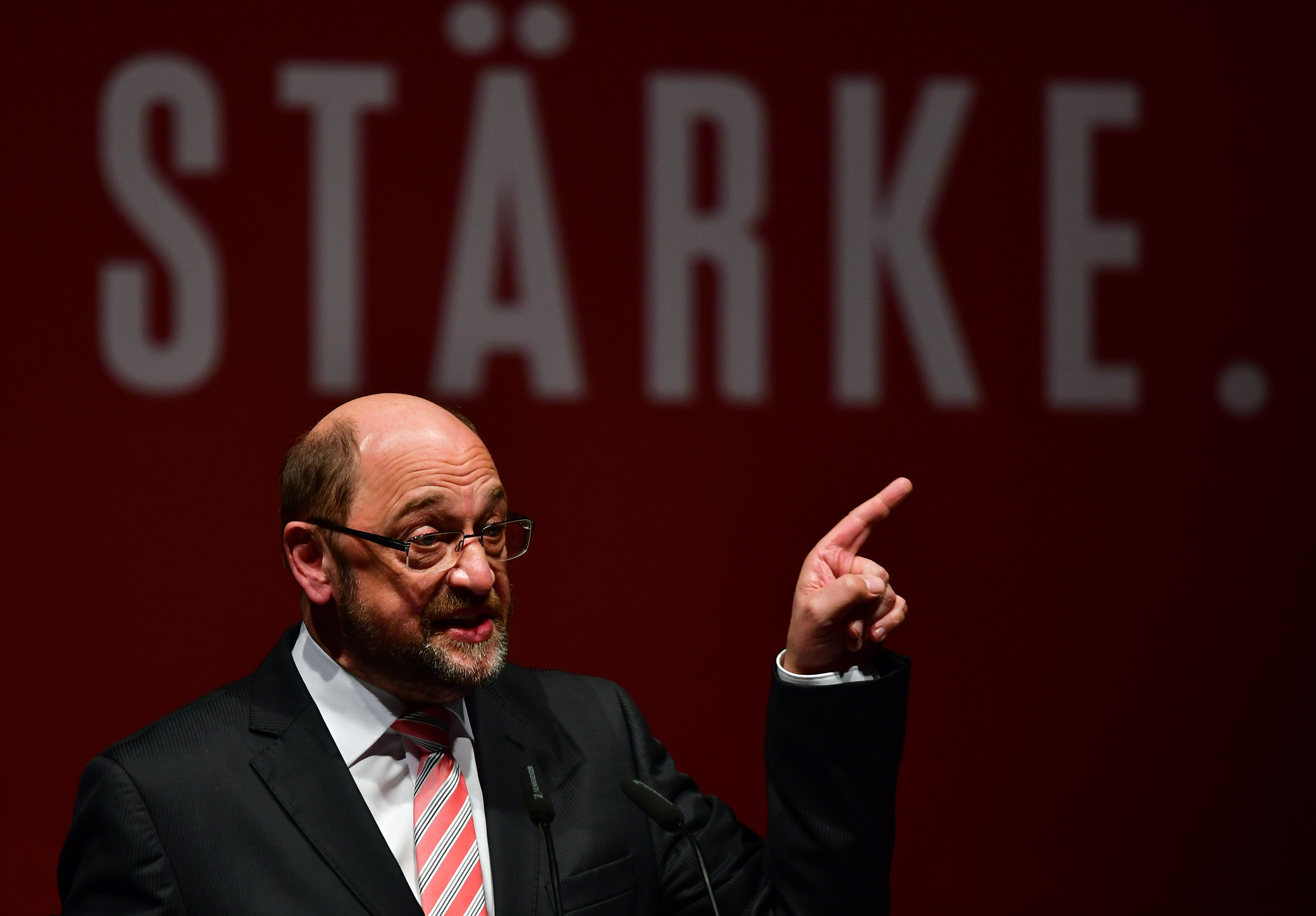 A német gazdasági csoda alapjait piszkálná meg Martin Schulz