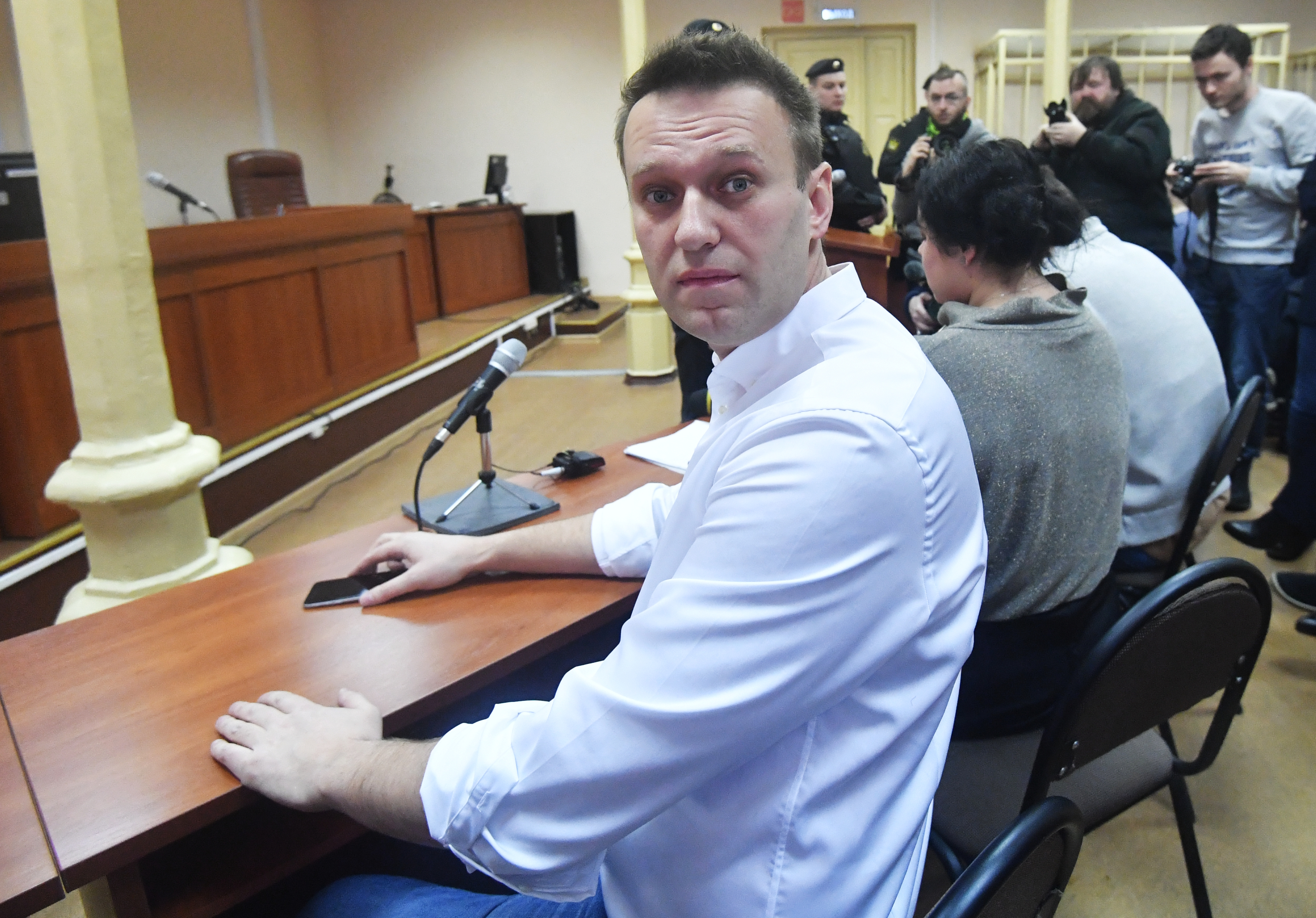 Összesen 64 ezer euró kártérítést ítélt meg Alekszej Navalnij orosz ellenzéki politikusnak a strasbourgi emberi jogi bíróság
