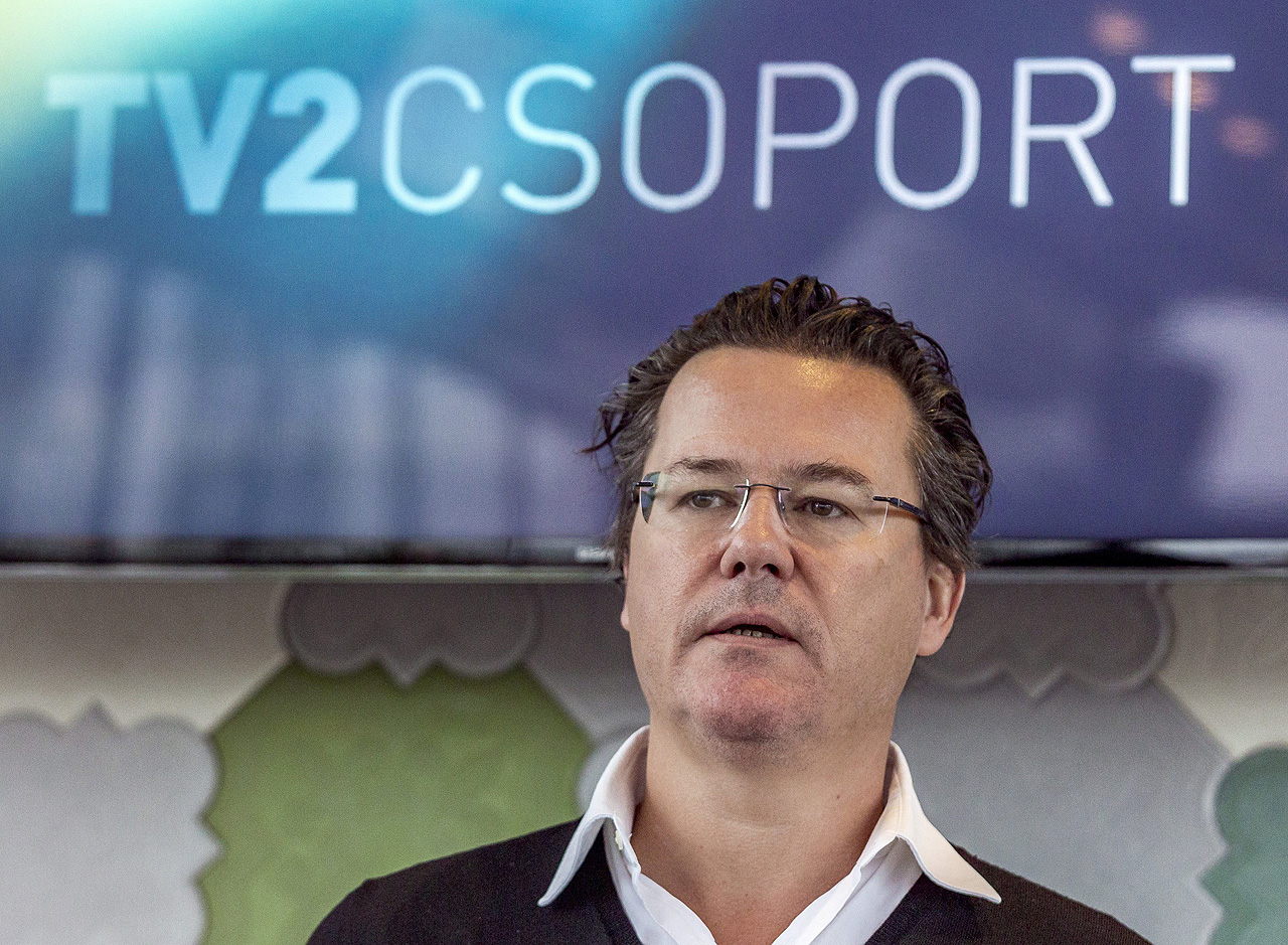 Távozik a TV2-től Dirk Gerkens