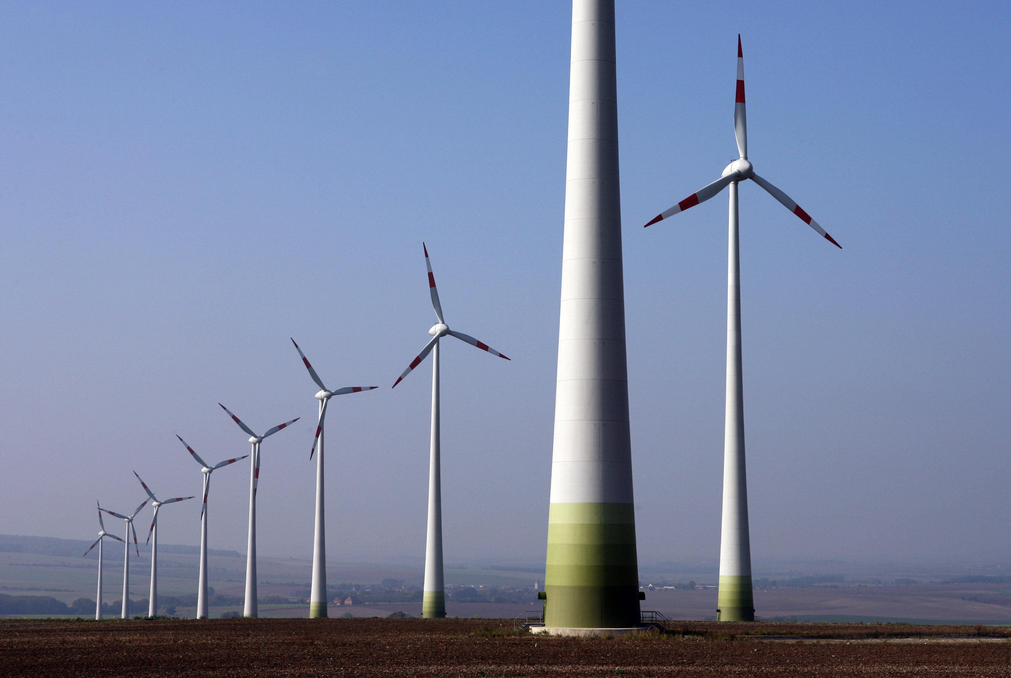 Tavaly már a megújuló források aránya volt a legnagyobb az Európai Unió áramtermelésében