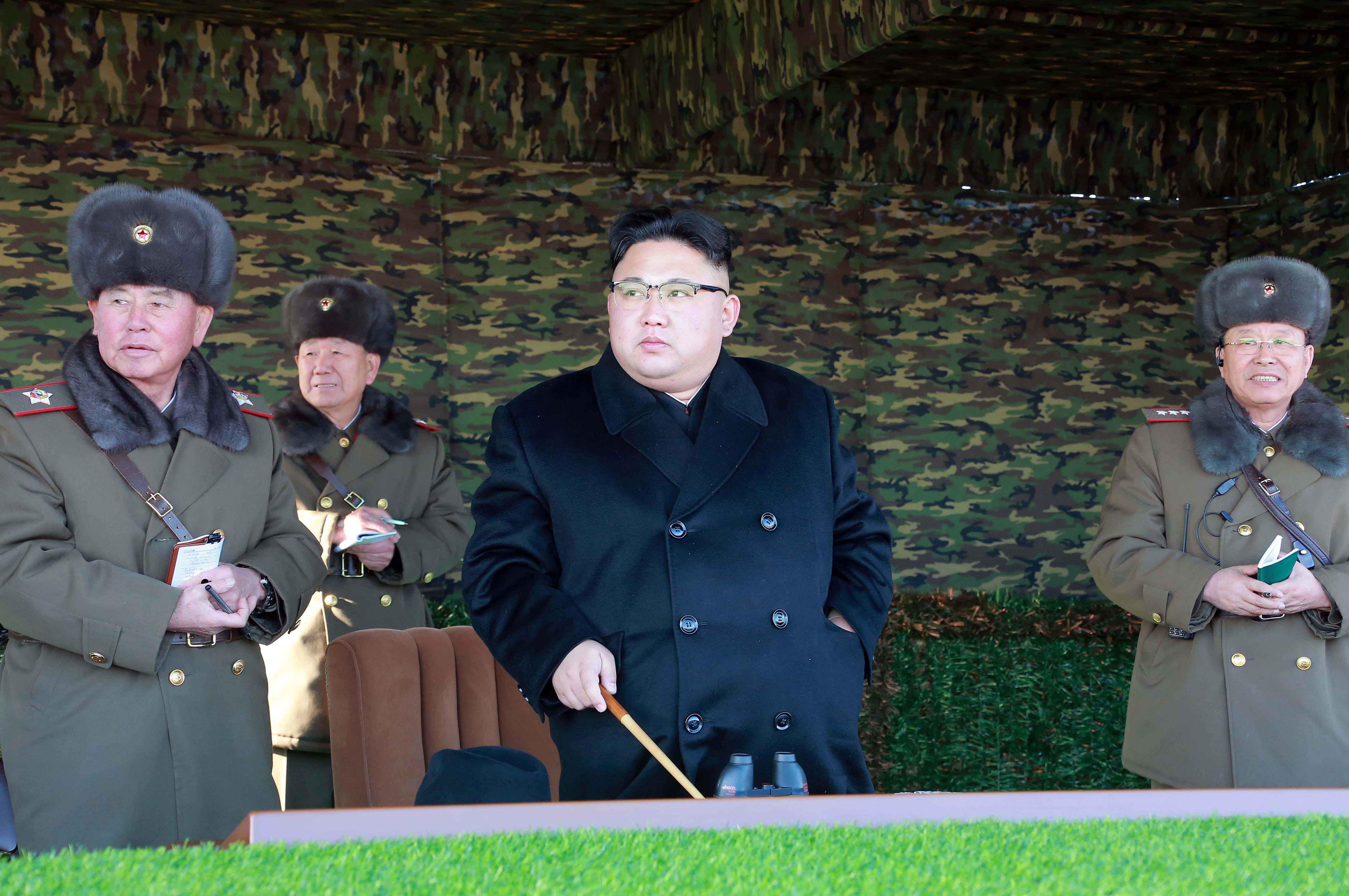 Kim Dzsongun féltestvére rimánkodott a diktátornak, hogy kímélje meg az életét