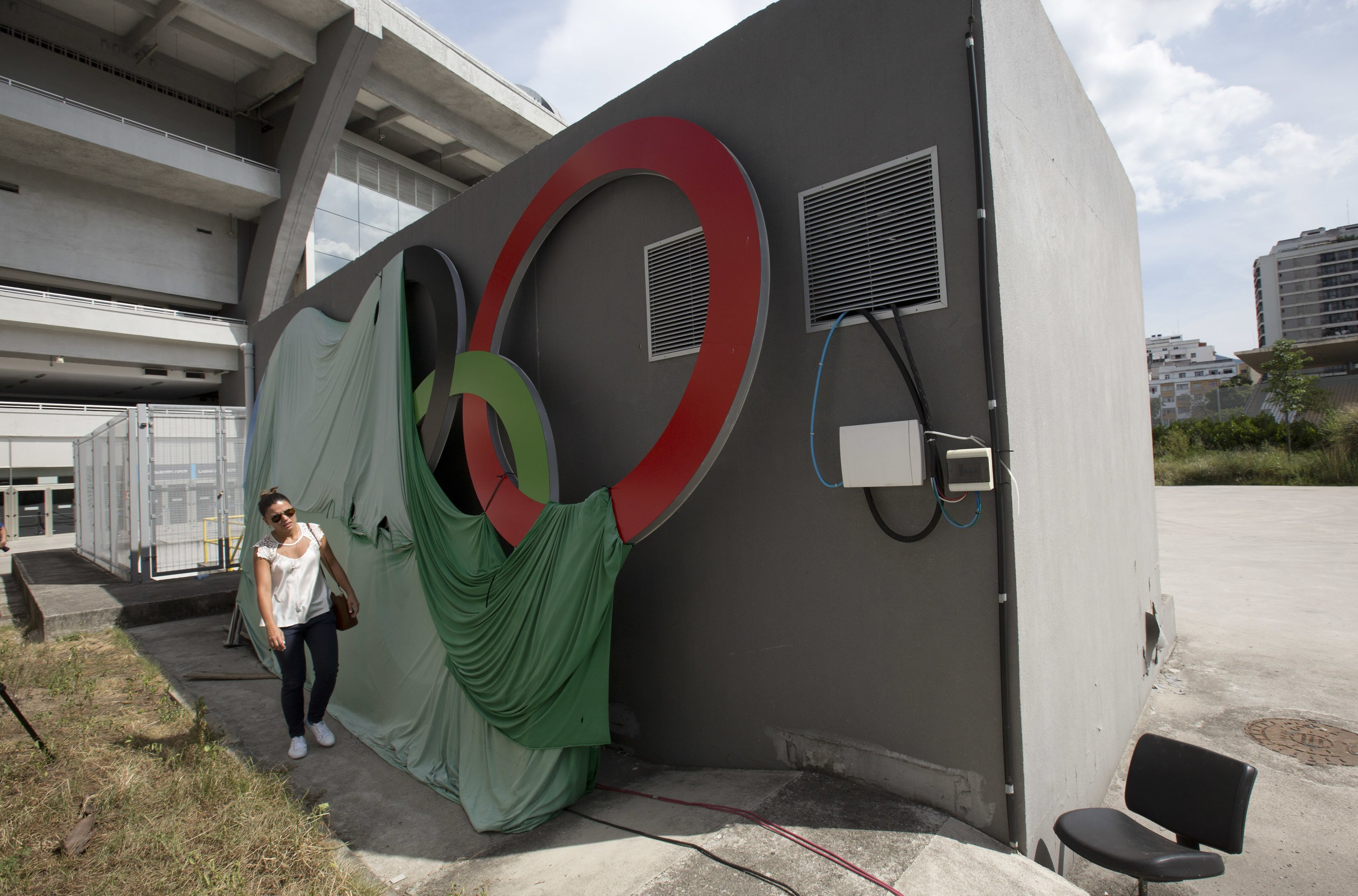 Egy brazil bíróság lezáratta az összes riói olimpiai stadiont