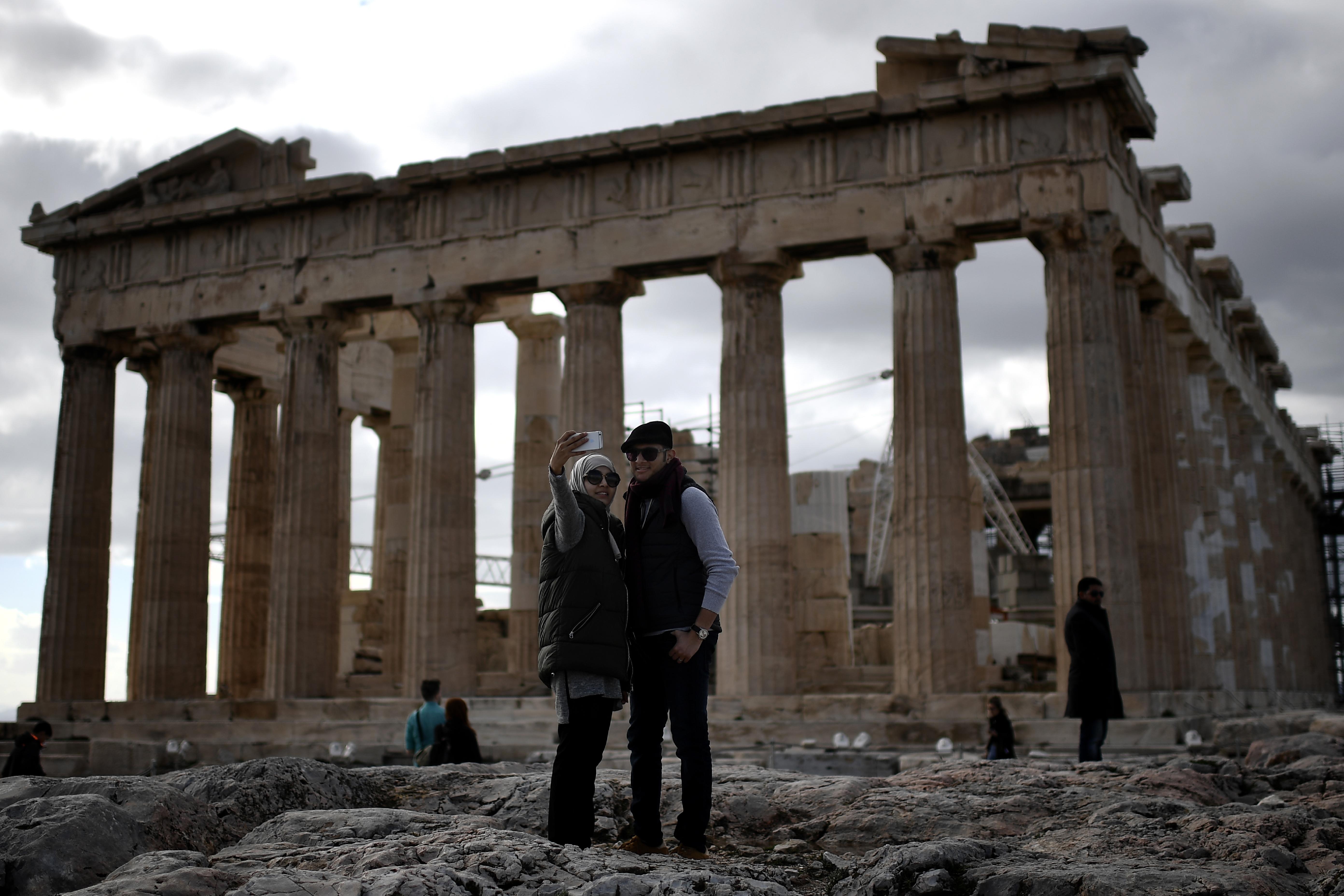 Kétmillió euróért bérelné ki az Akropoliszt a Gucci
