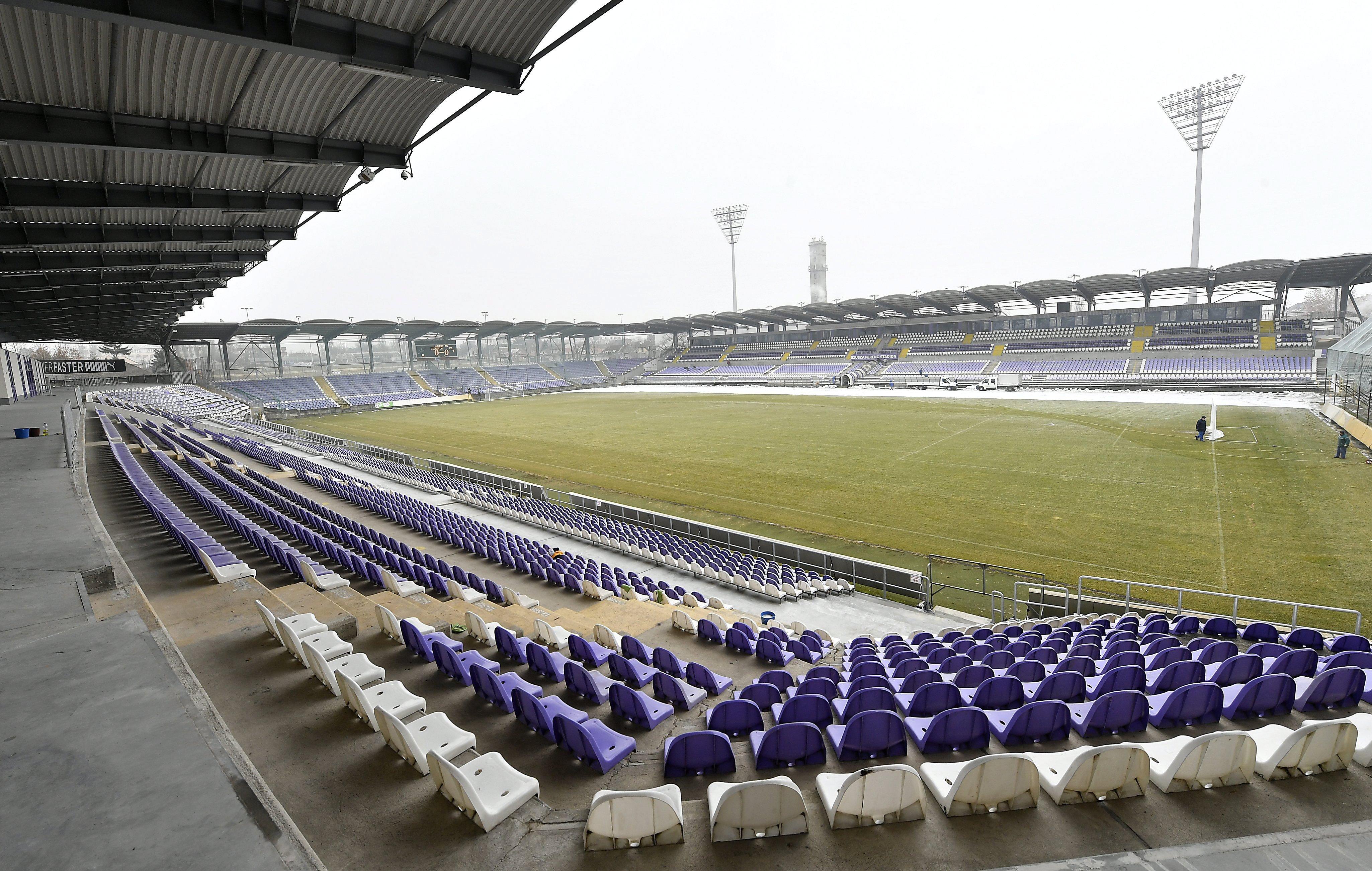 Minden meccset és programot felfüggeszt az MLSZ
