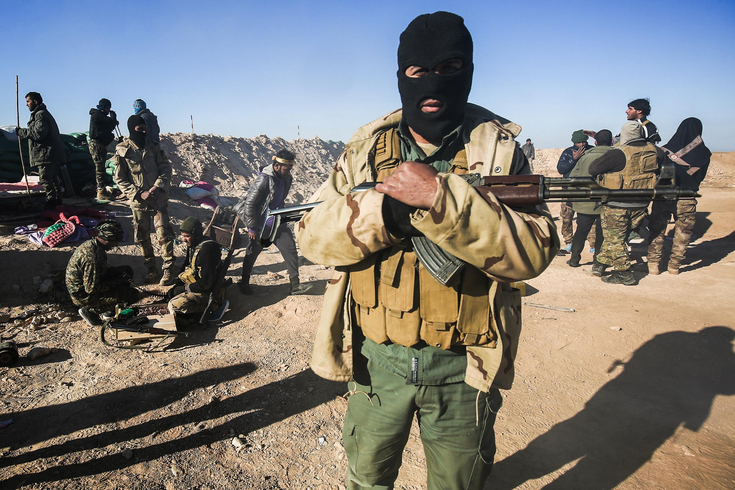 Megindult Nyugat-Moszul ostroma