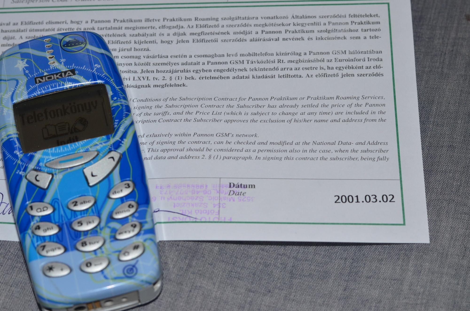 Hölgyeim és uraim, íme Magyarország legrégebben használt mobiltelefonjai