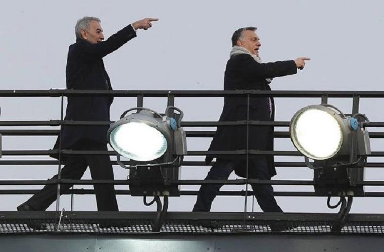 Heti Válasz: Orbán török barátja vette meg a Közvágóhíd területét